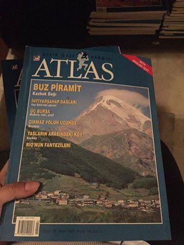 ATLAS DERGİLERİ