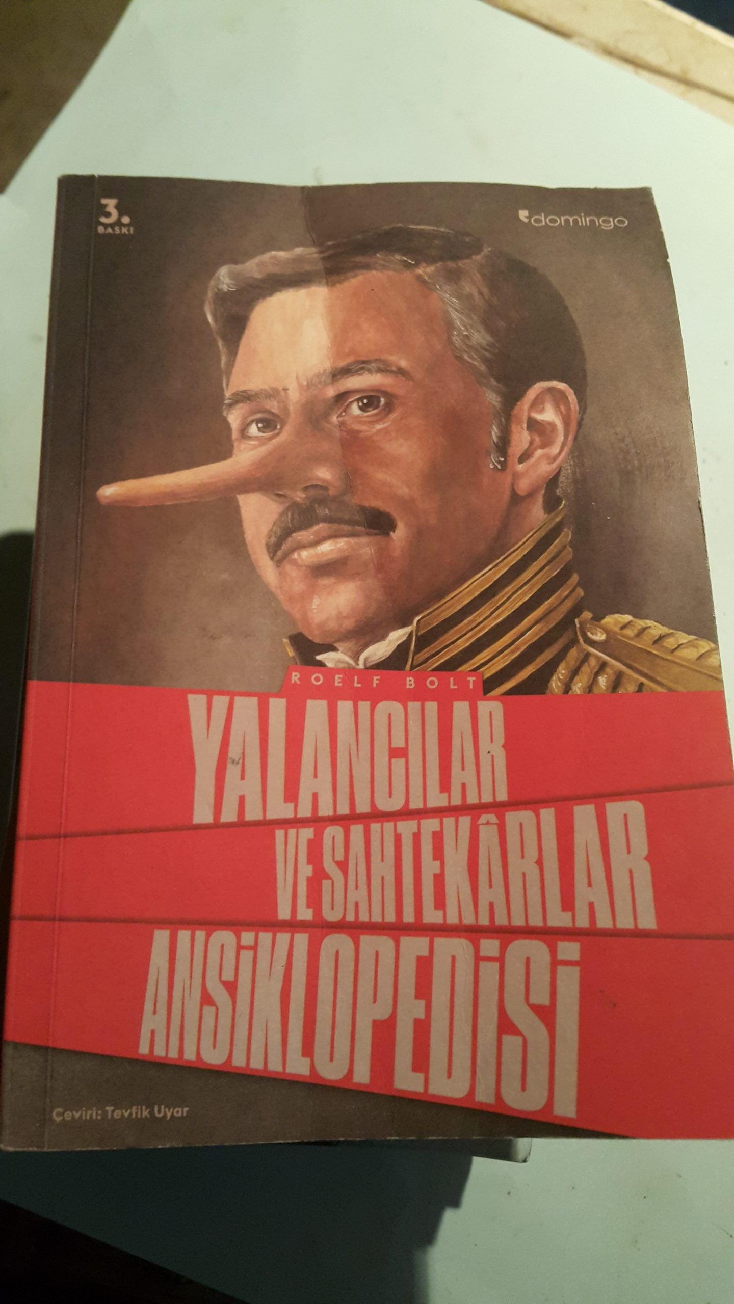 YALANCILAR VE SAHTEKARLAR ANSIKLOPEDİSİ/ROELF BOLT