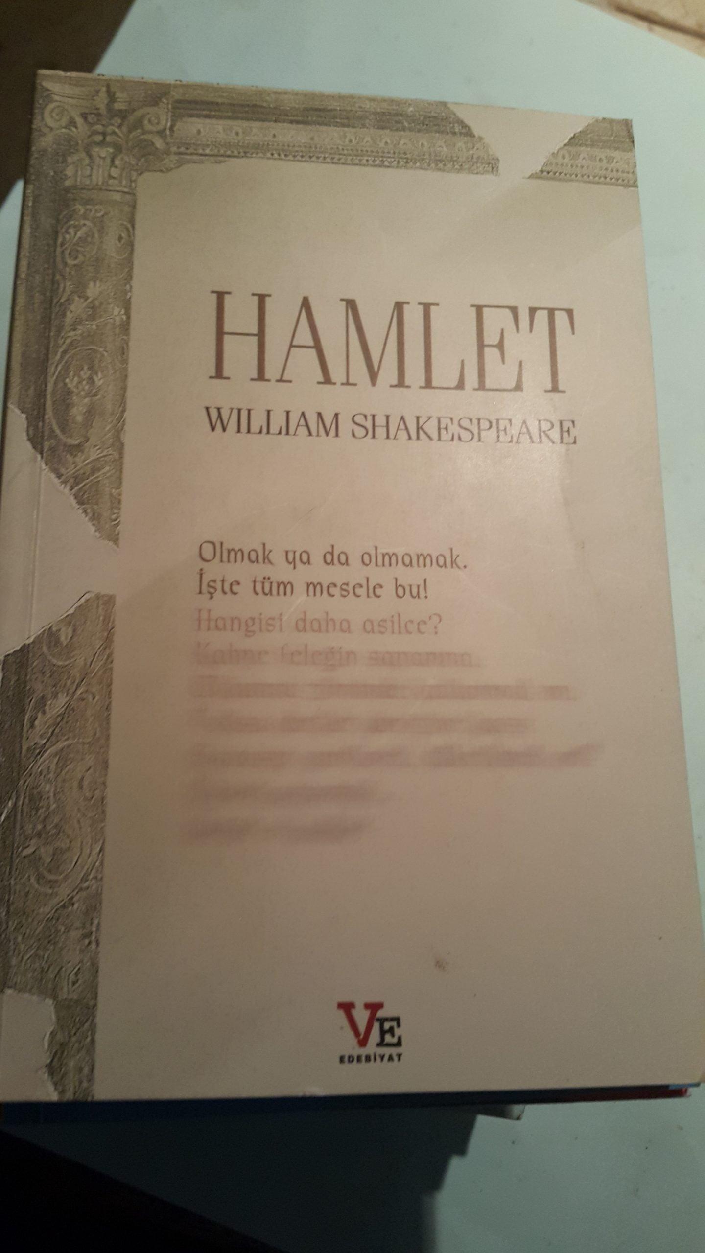 HAMLET/W.SHAKESPEARE