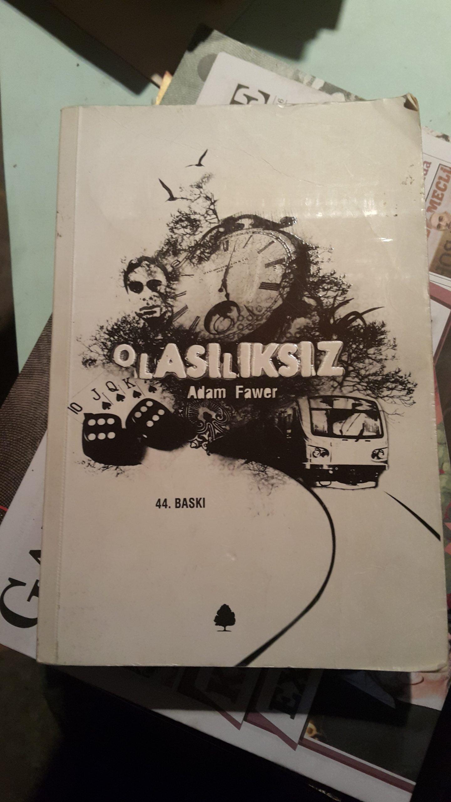 OLASILIKSIZ/ADAM FAWER