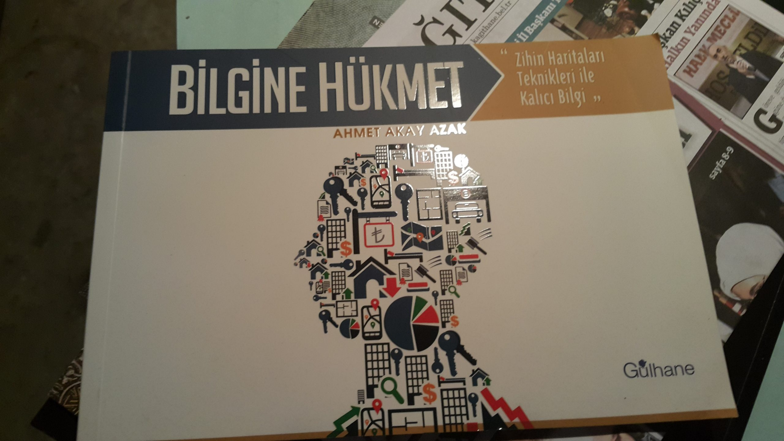 BİLGİNE HÜKMET/AHMET AKAY