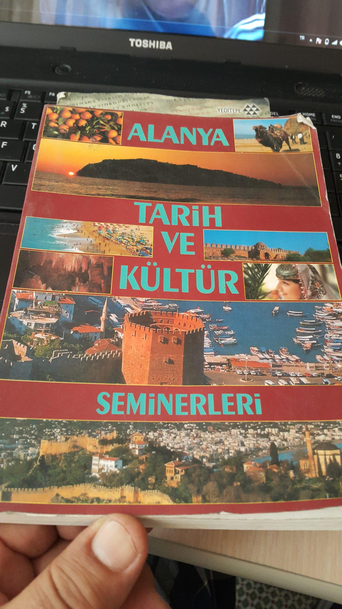 ALANYA /TARİH VE KÜLTÜR/SEMİNERLER/ALANYA BELEDİYESİ