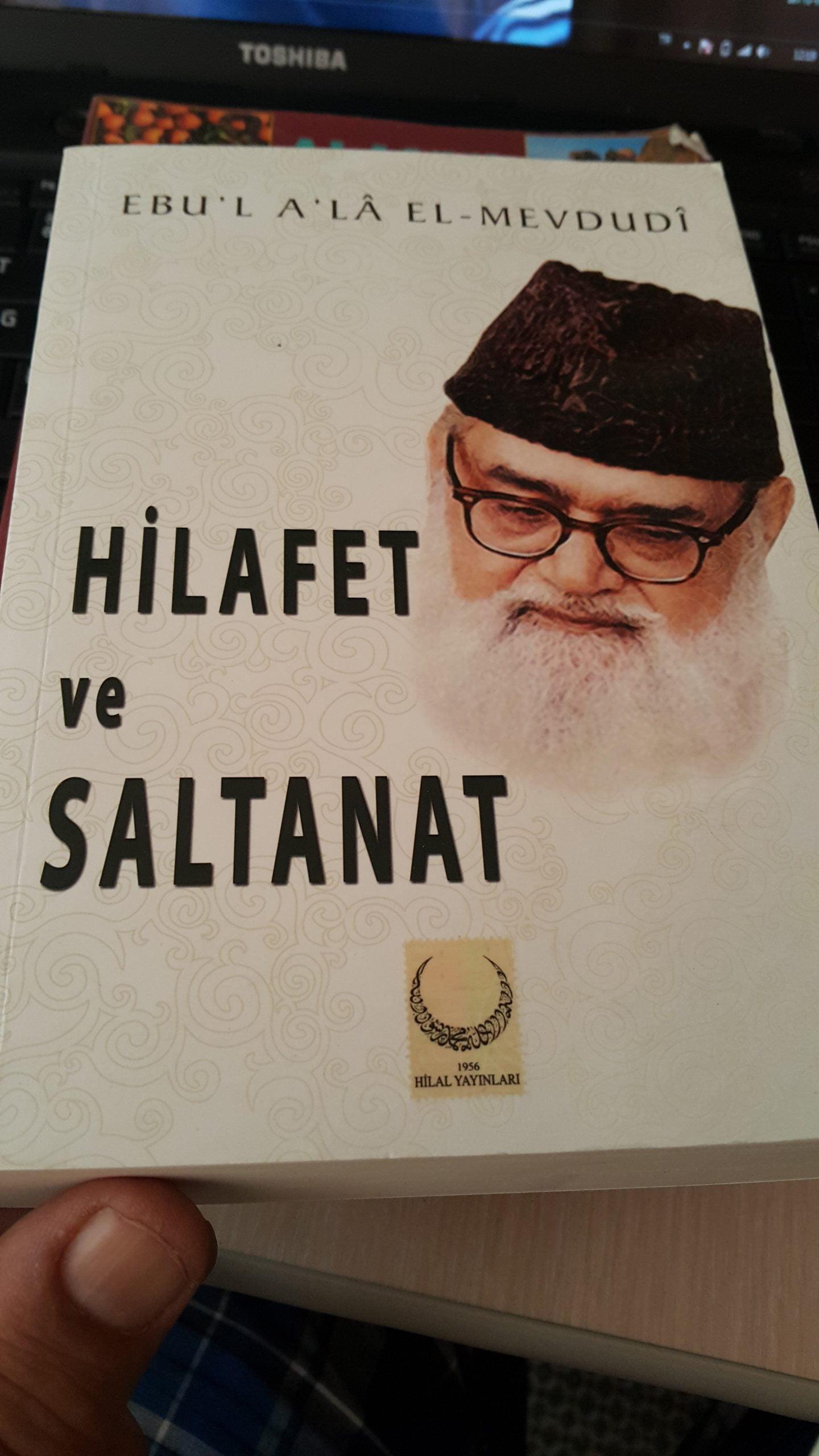 HİLAFET VE SALTANAT/MEVDUDİ