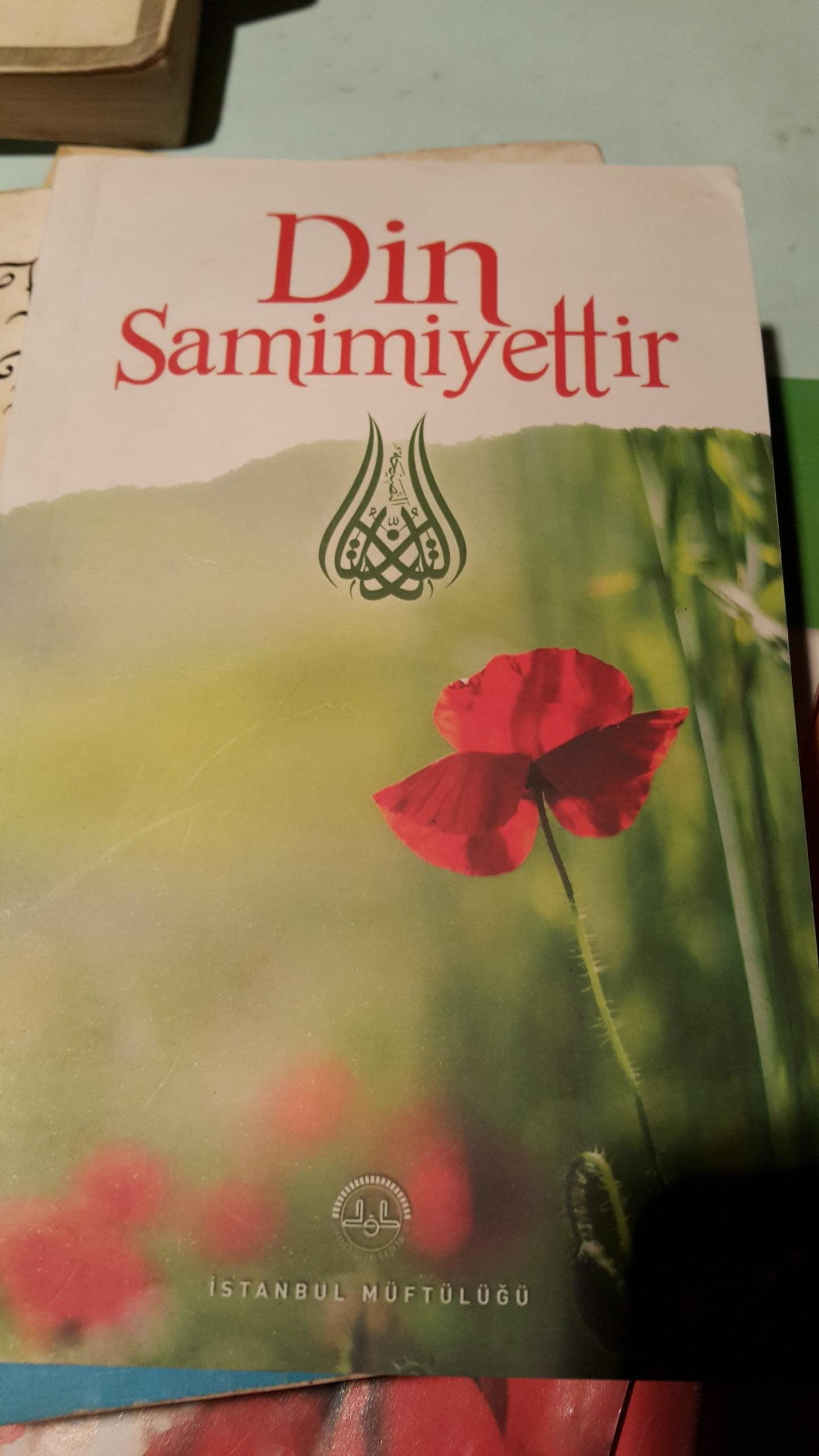 DİN SAMİMİYETTİR/İSTANBUL MÜFTÜLÜĞÜ