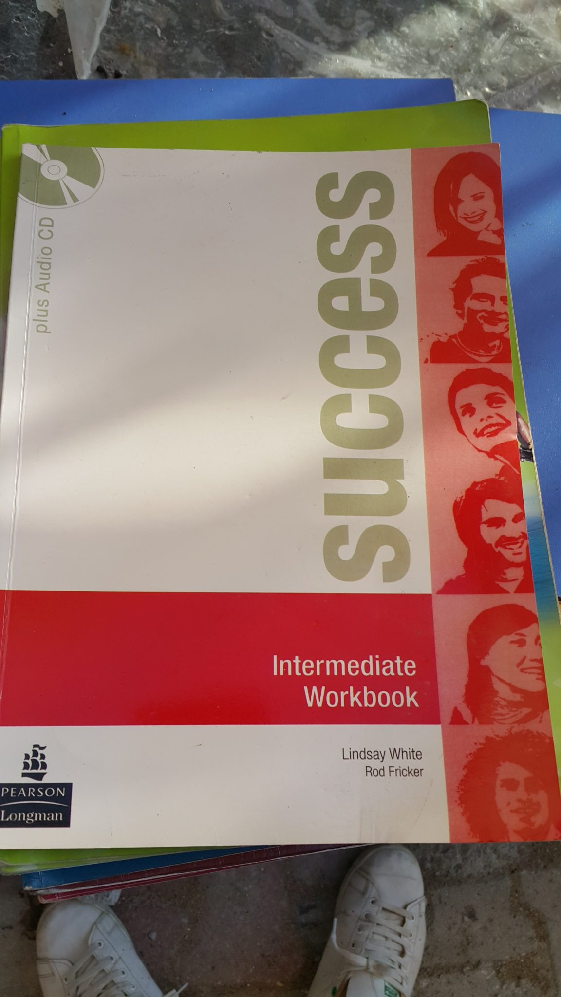 SUCCESS intermediate Workbook/L.White&R.Fricker