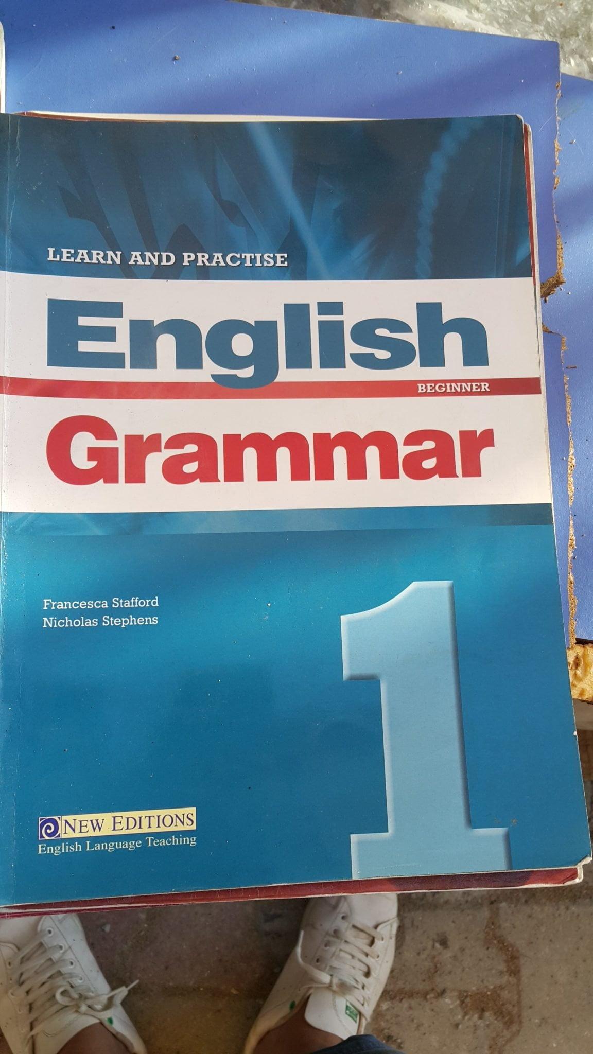 ENGLİSH GRAMMAR (BEGINNER+ELEMANTARY) F.Stafford/N.Stephens