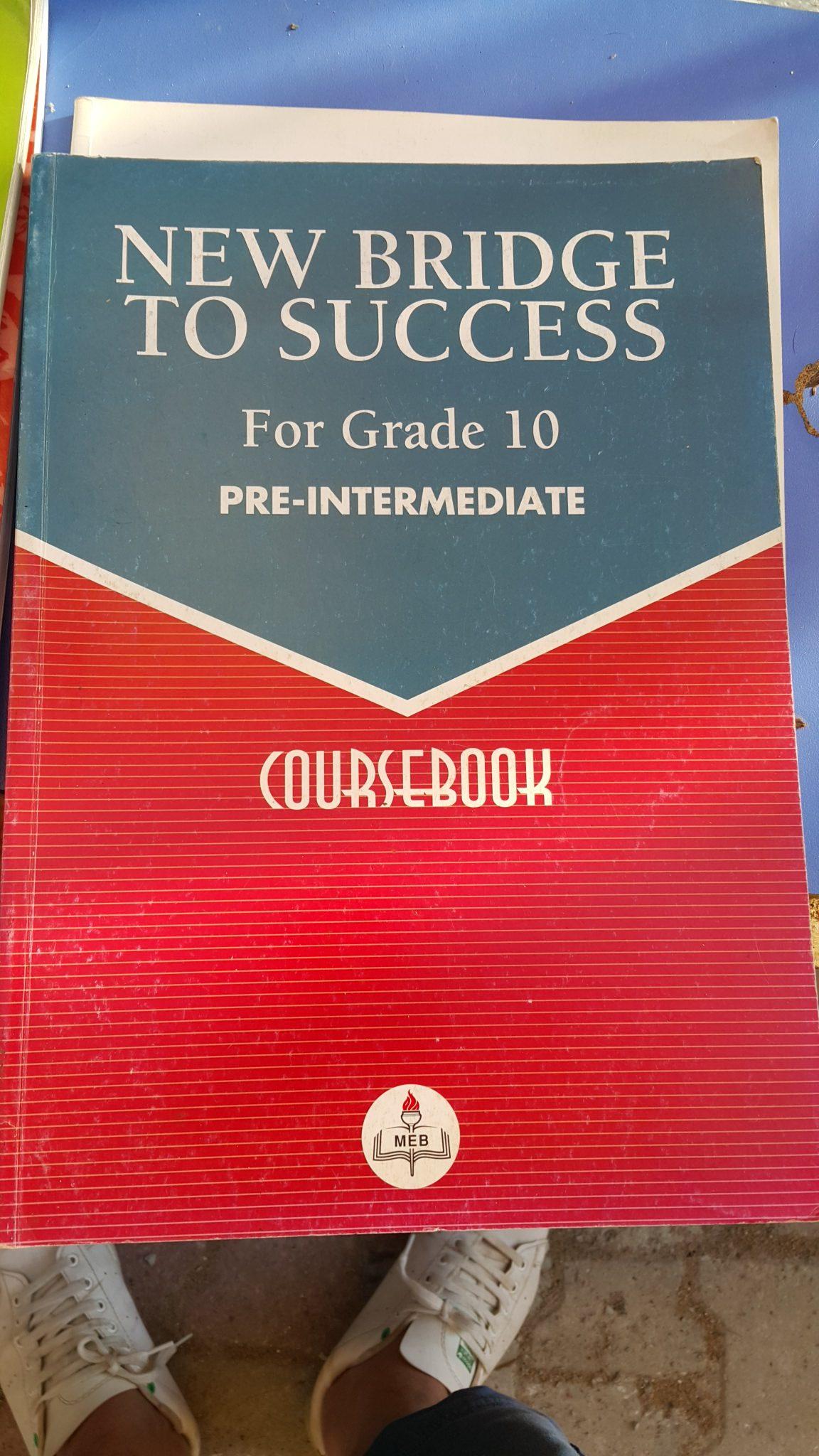 NEW BRIDGE TO SUCCESS .For Grade 10/Workbook&coursebook