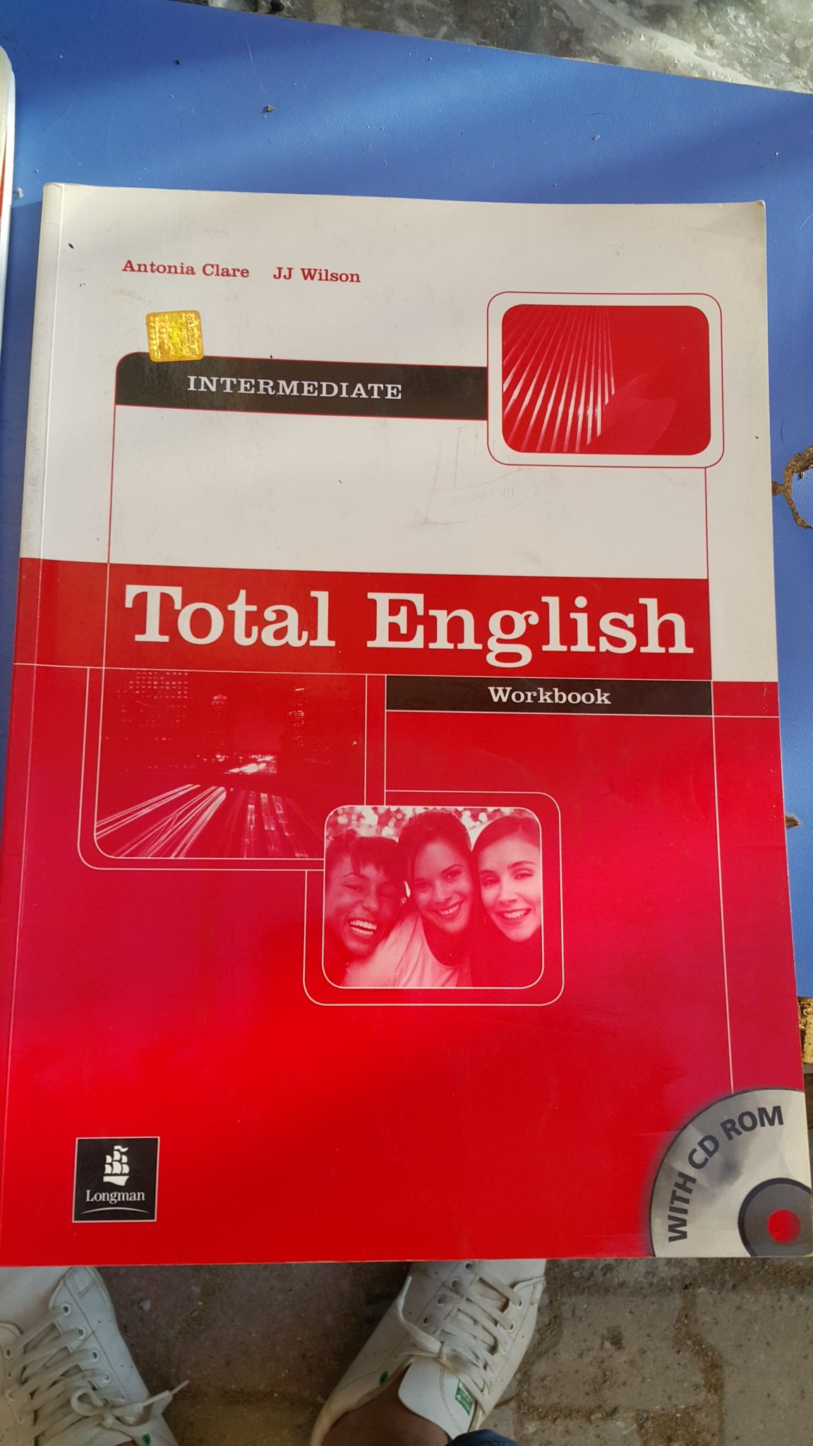 TOTAL ENGLİSH workbook/A.Clare&JJ Wilson