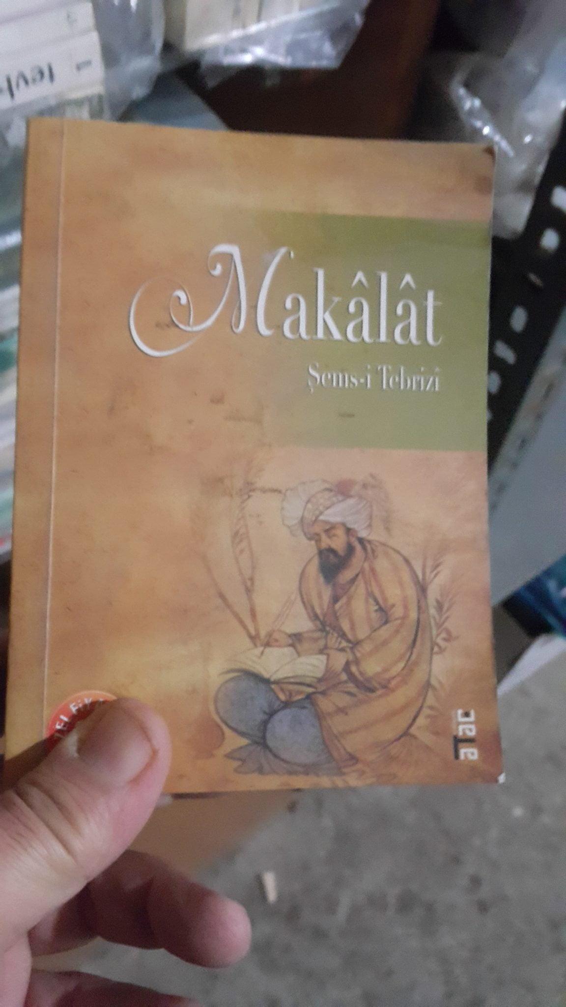 MAKALAT/Şemsi TEBRİZİ