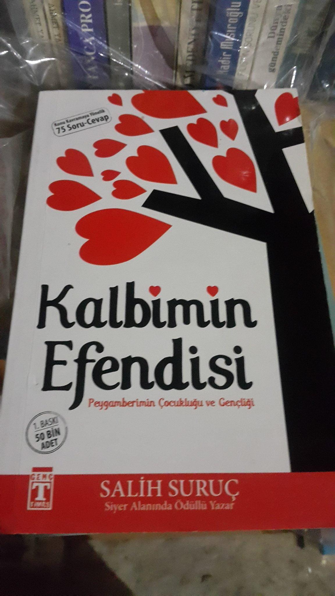 KALBİMİN EFENDİSİ/Salih Suruç