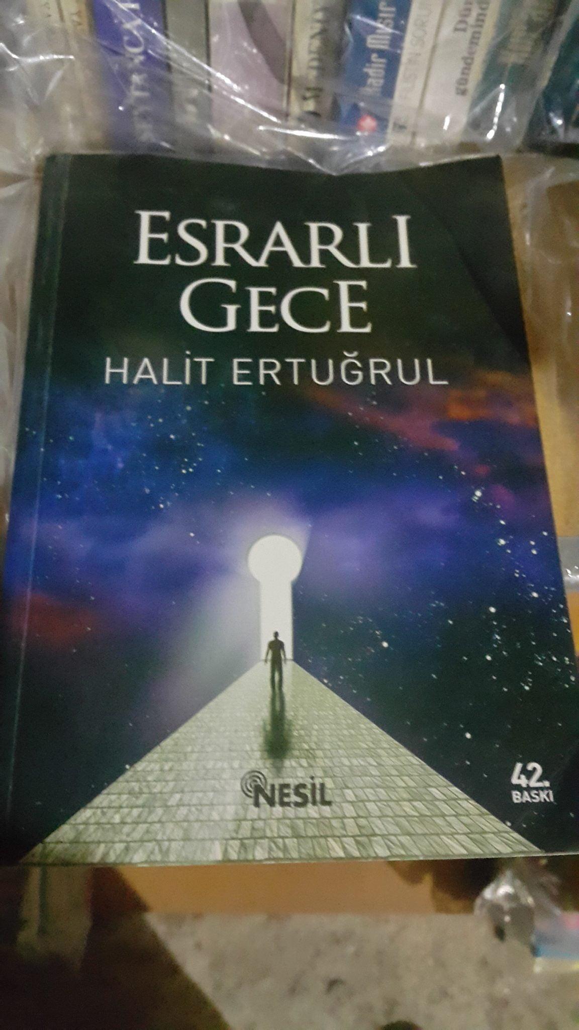 ESRARLI GECE/Halit ERTUĞRUL