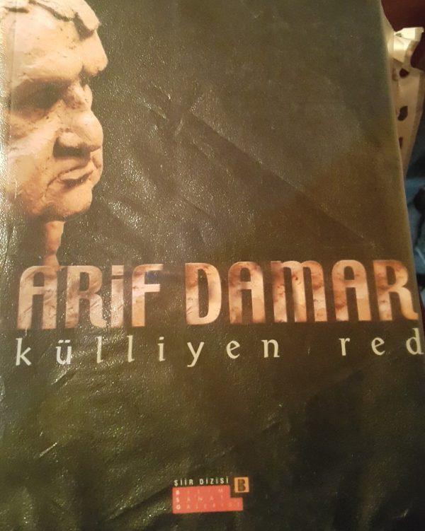 KÜLLİYEN RED/ARİF DAMAR