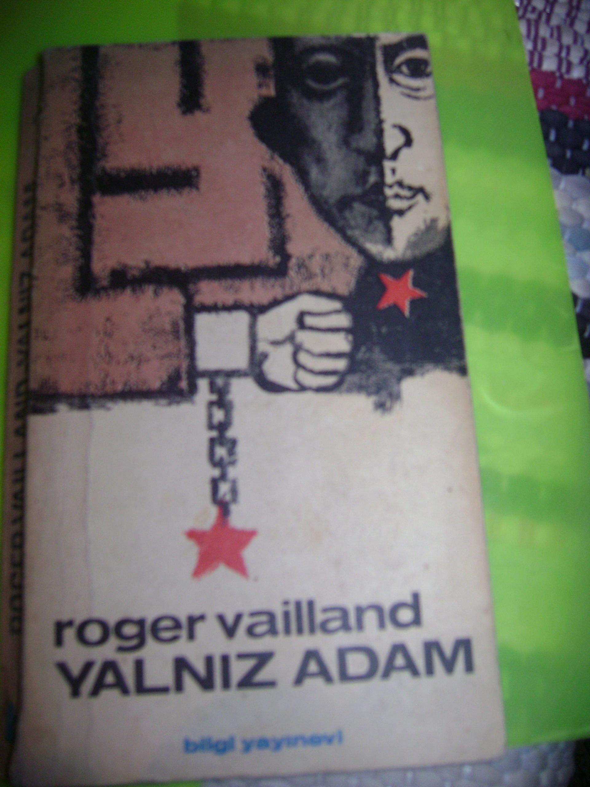 Yalnız Adam/Roger Vailland/ 10 tl