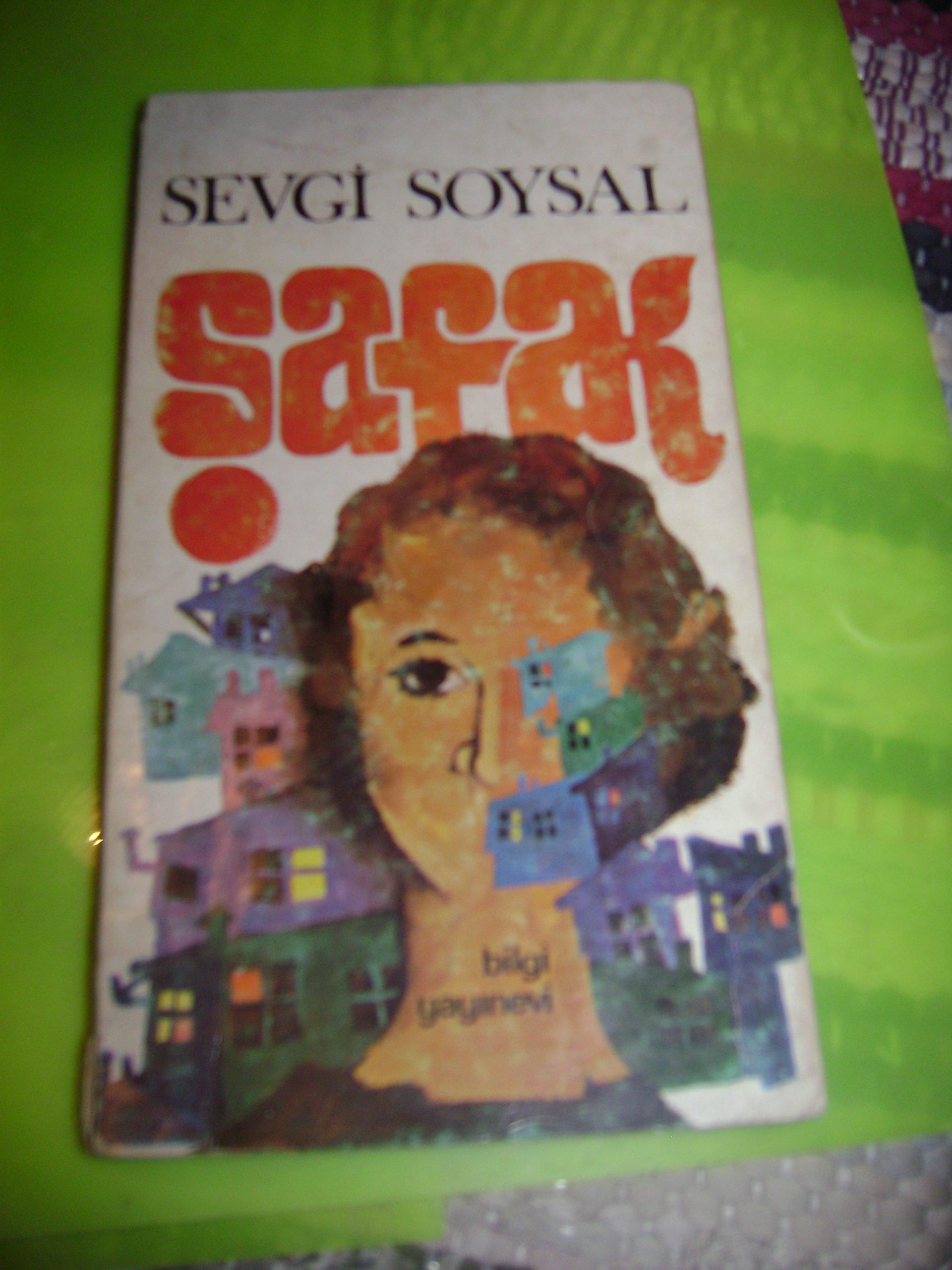 ŞAFAK/ Sevgi SOYSAL/ 10TL