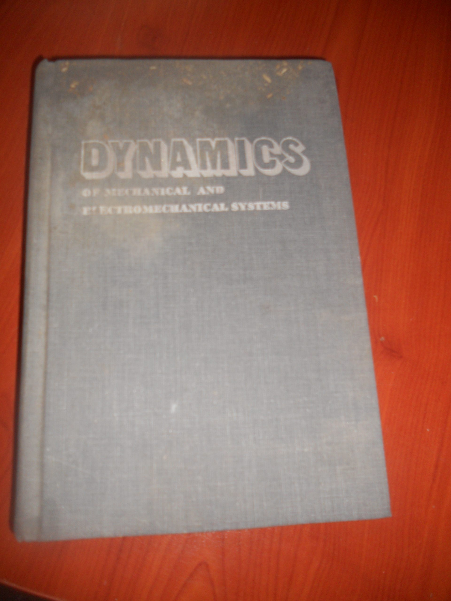 DYNAMICS of Mechanıcal and/ 30 tl