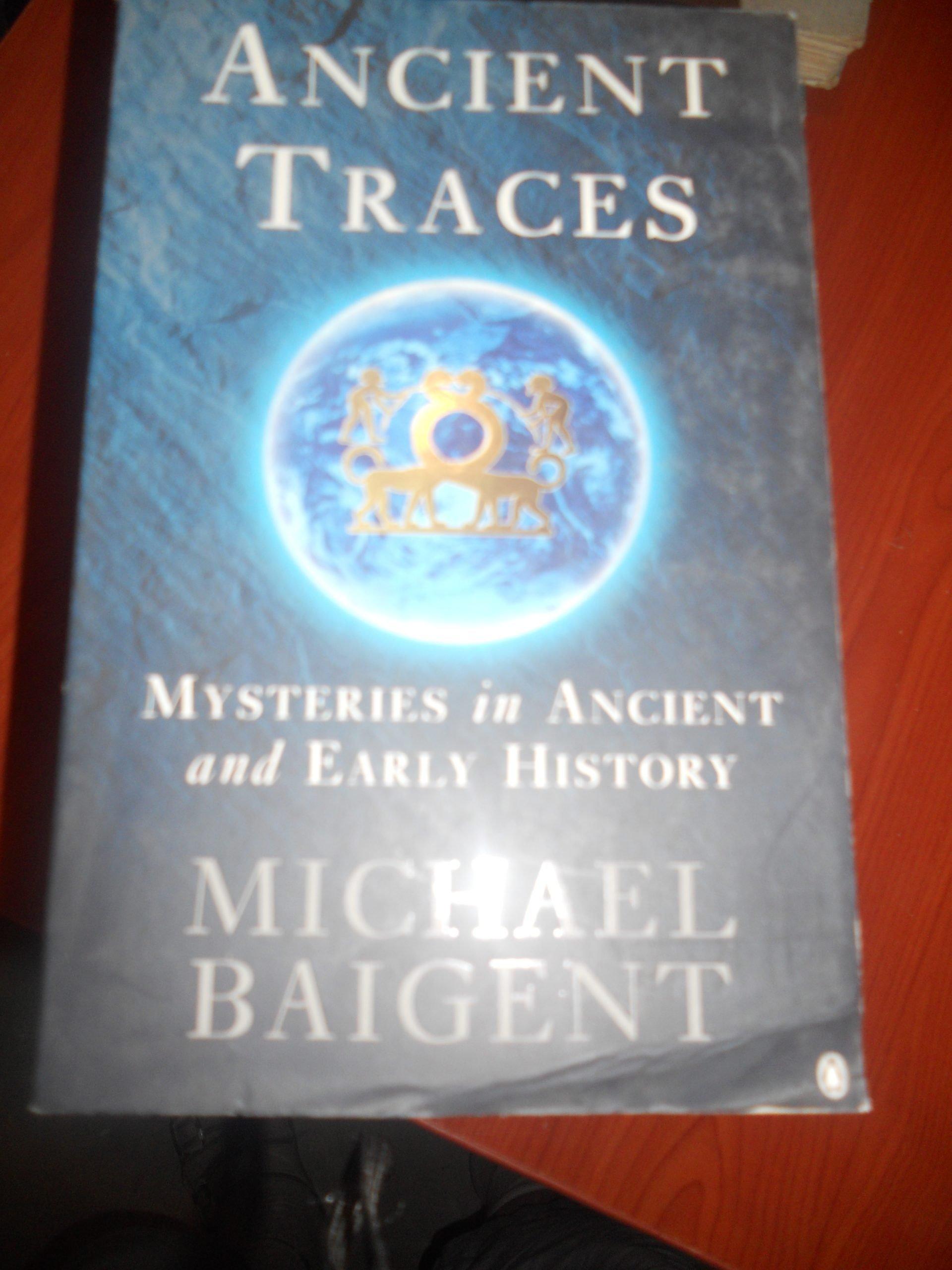 ANCIENT TRACES/Mıchel Baıgent/10 tl