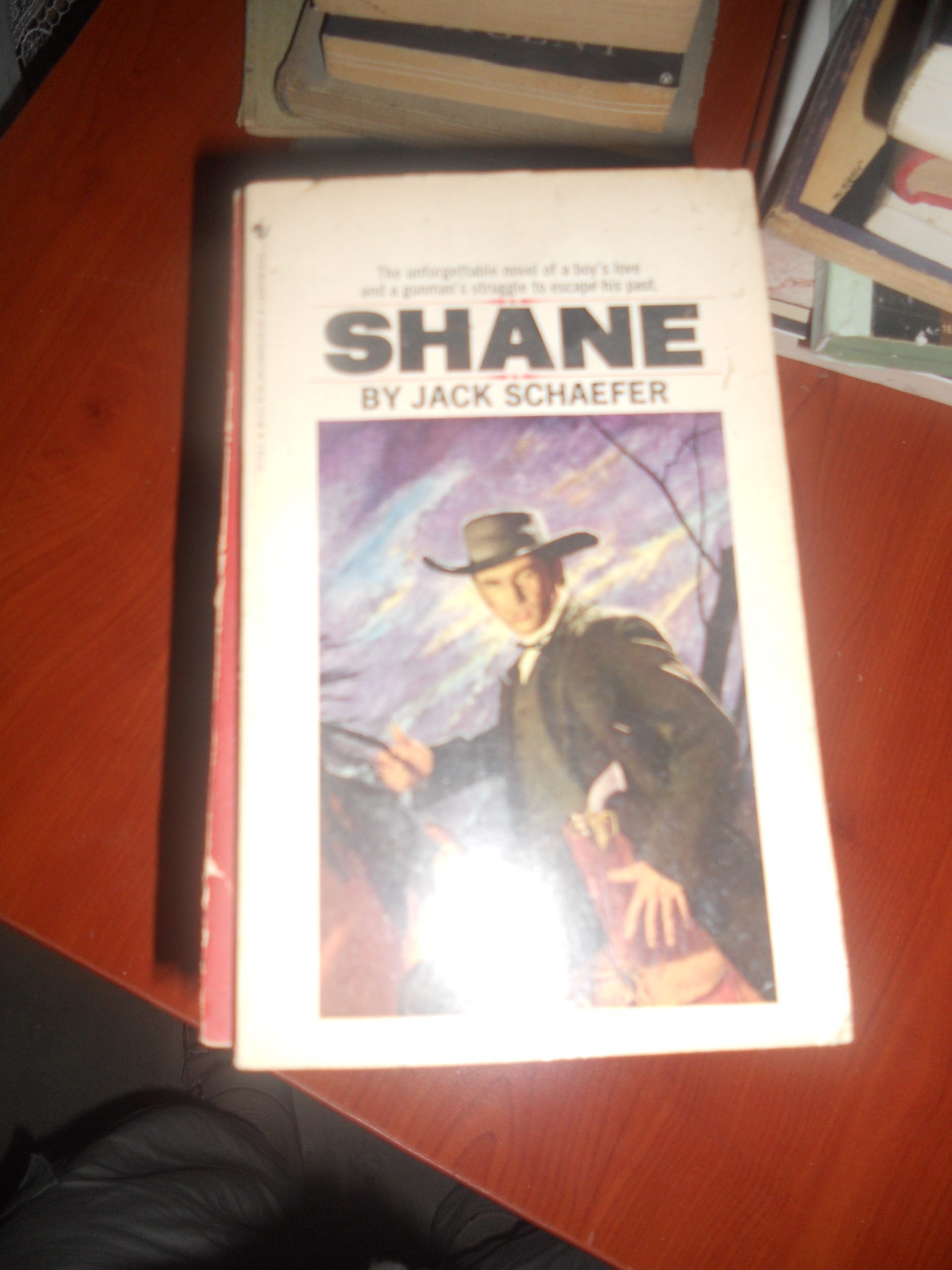 SHANE/by Jack Schaefer/10 tl