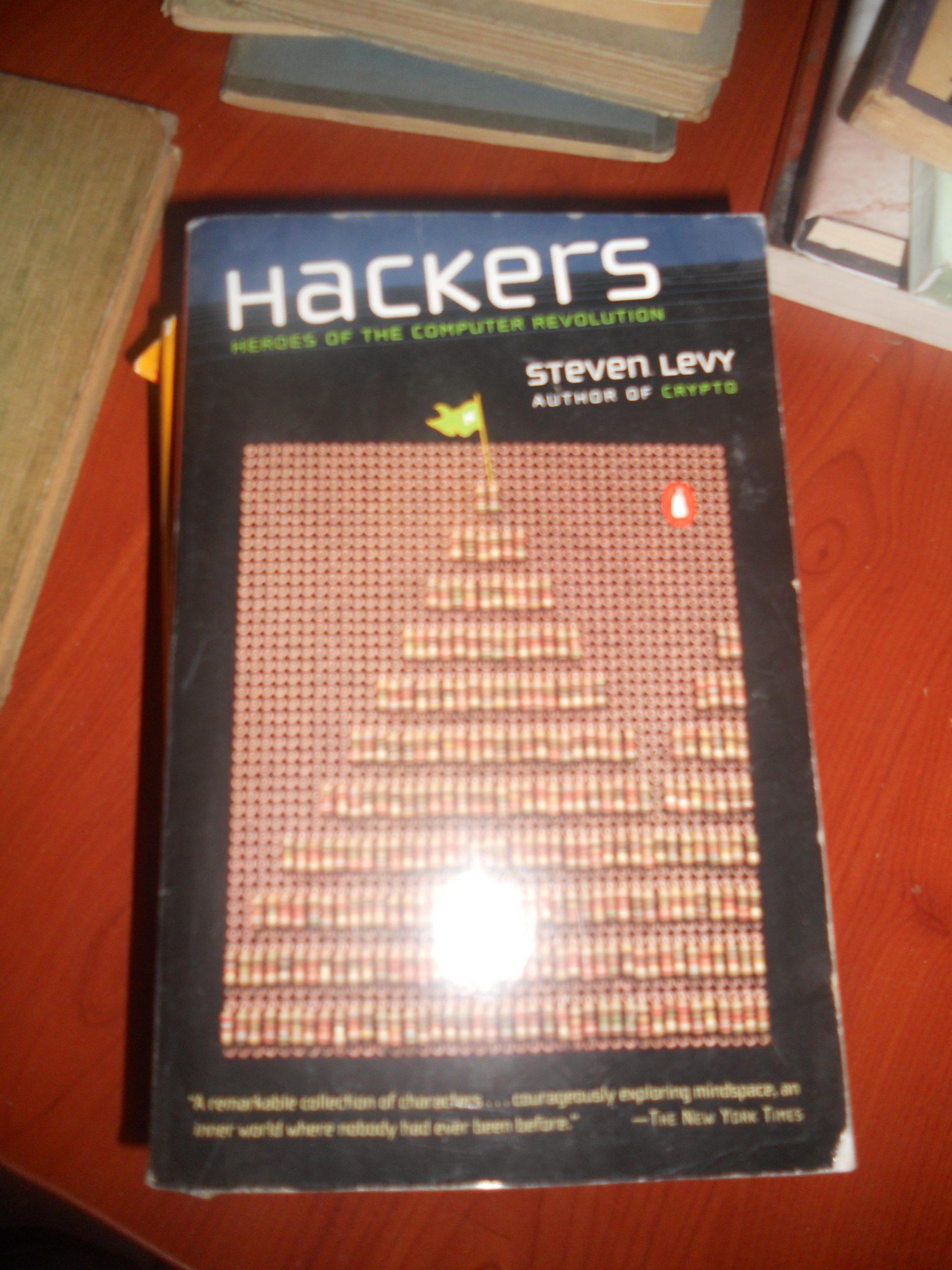 HACKERS/Steven levy/15 tl