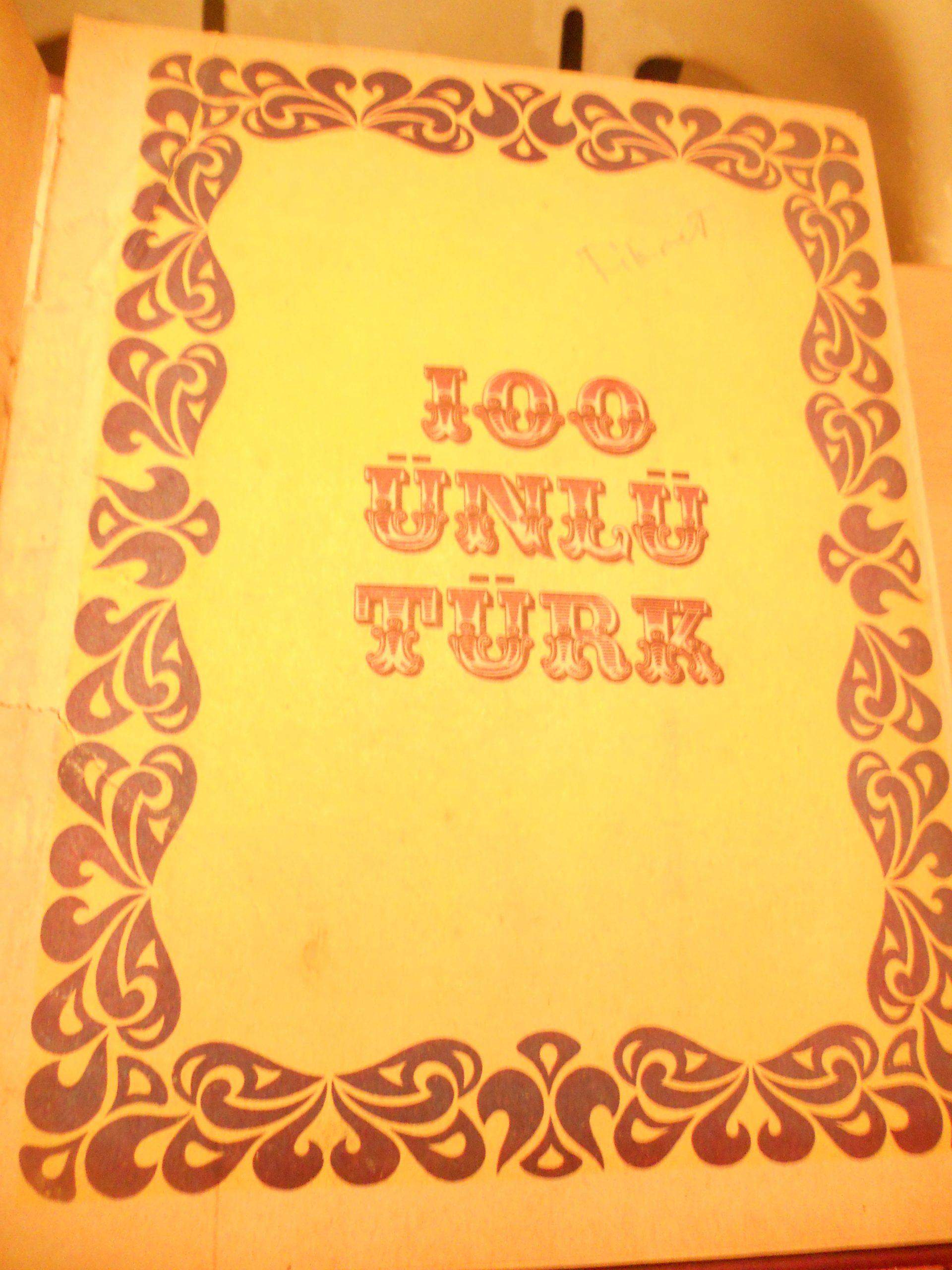 100 ünlü Türk/Hürriyet Gazt/15 TL