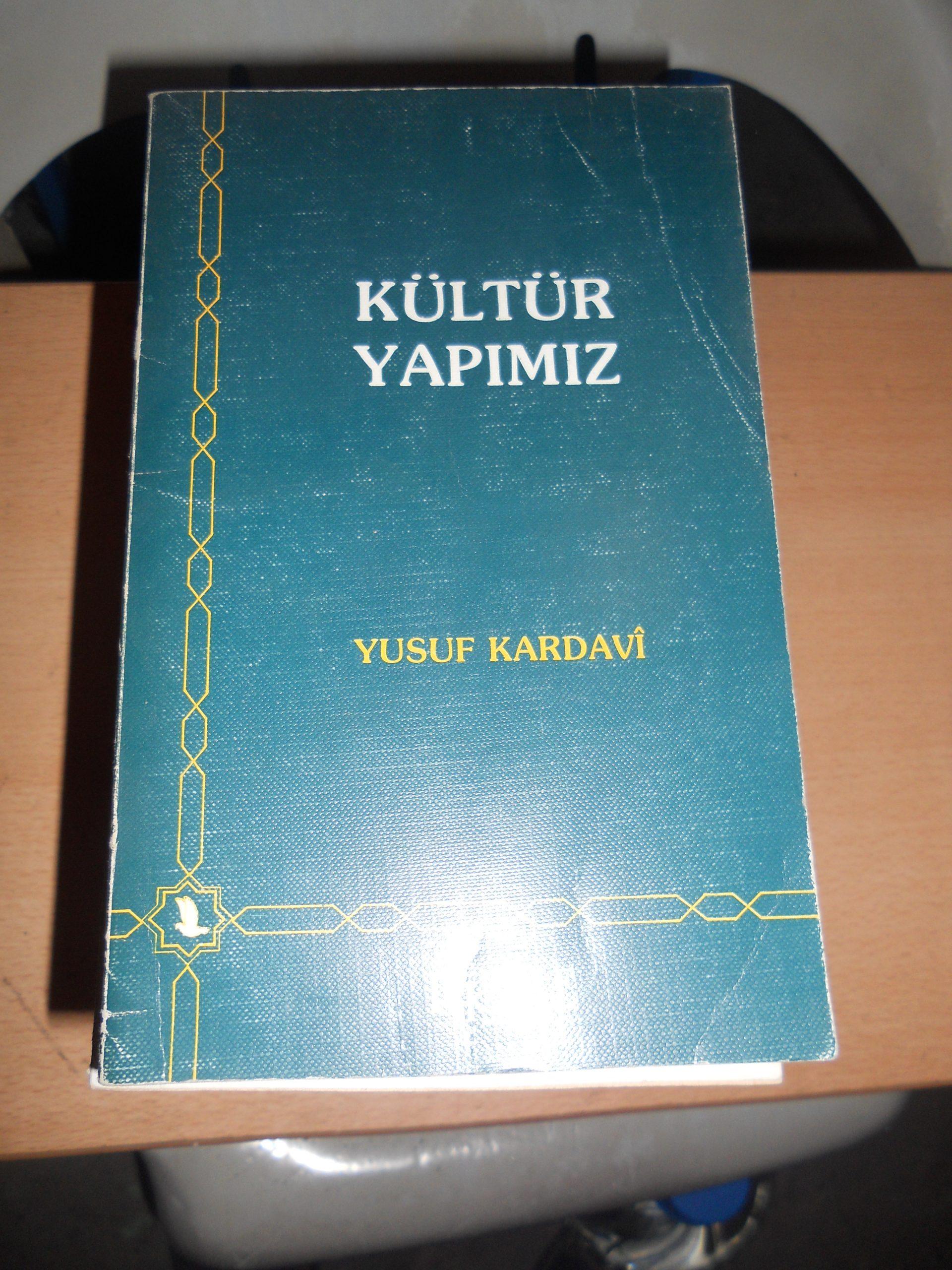 KÜLTÜR YAPIMIZ /Yusuf KARDAVİ/ 10 TL