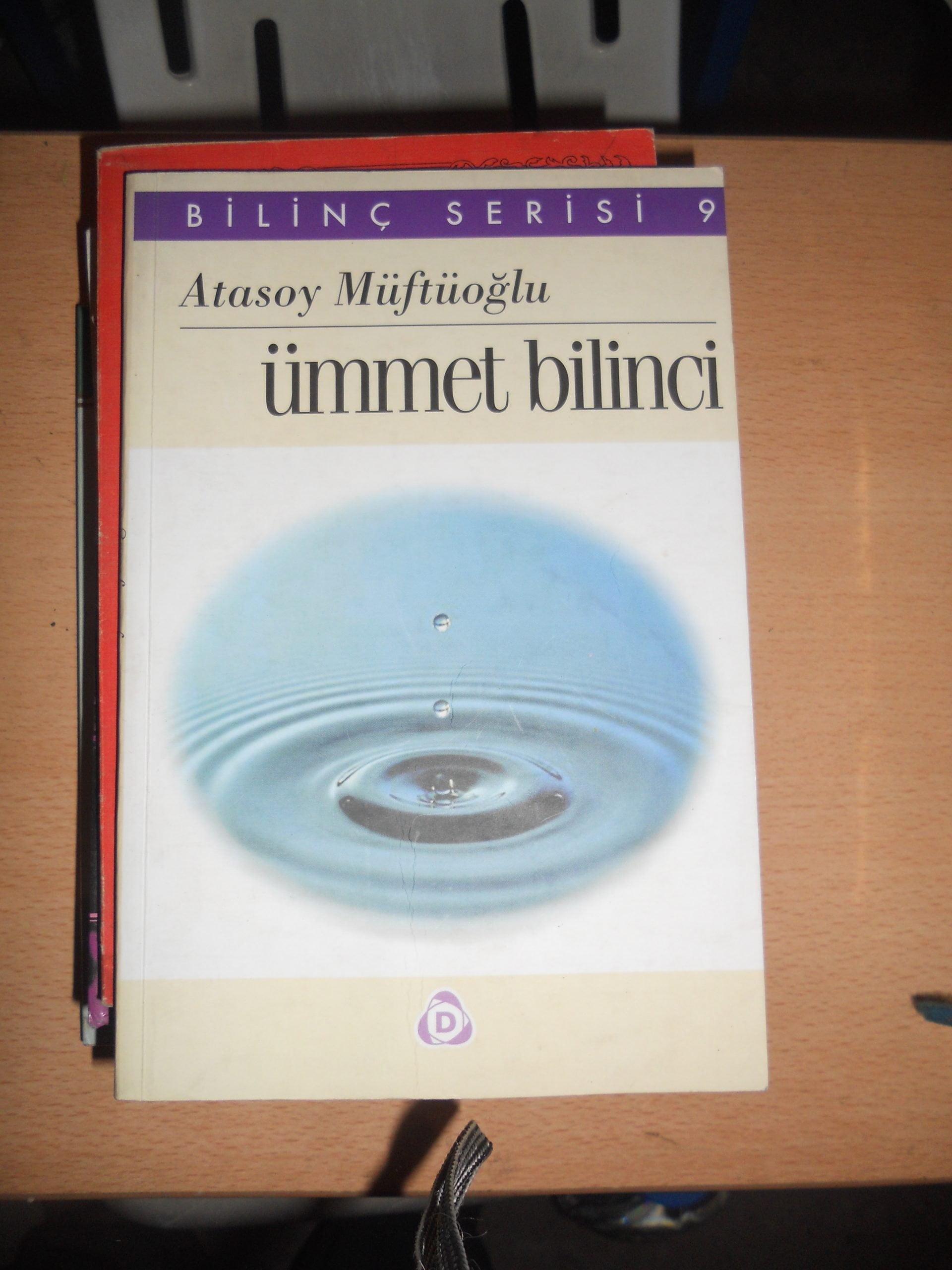 ÜMMET BİLİNCİ/Atasoy Müftüoğlu/ 10 tl