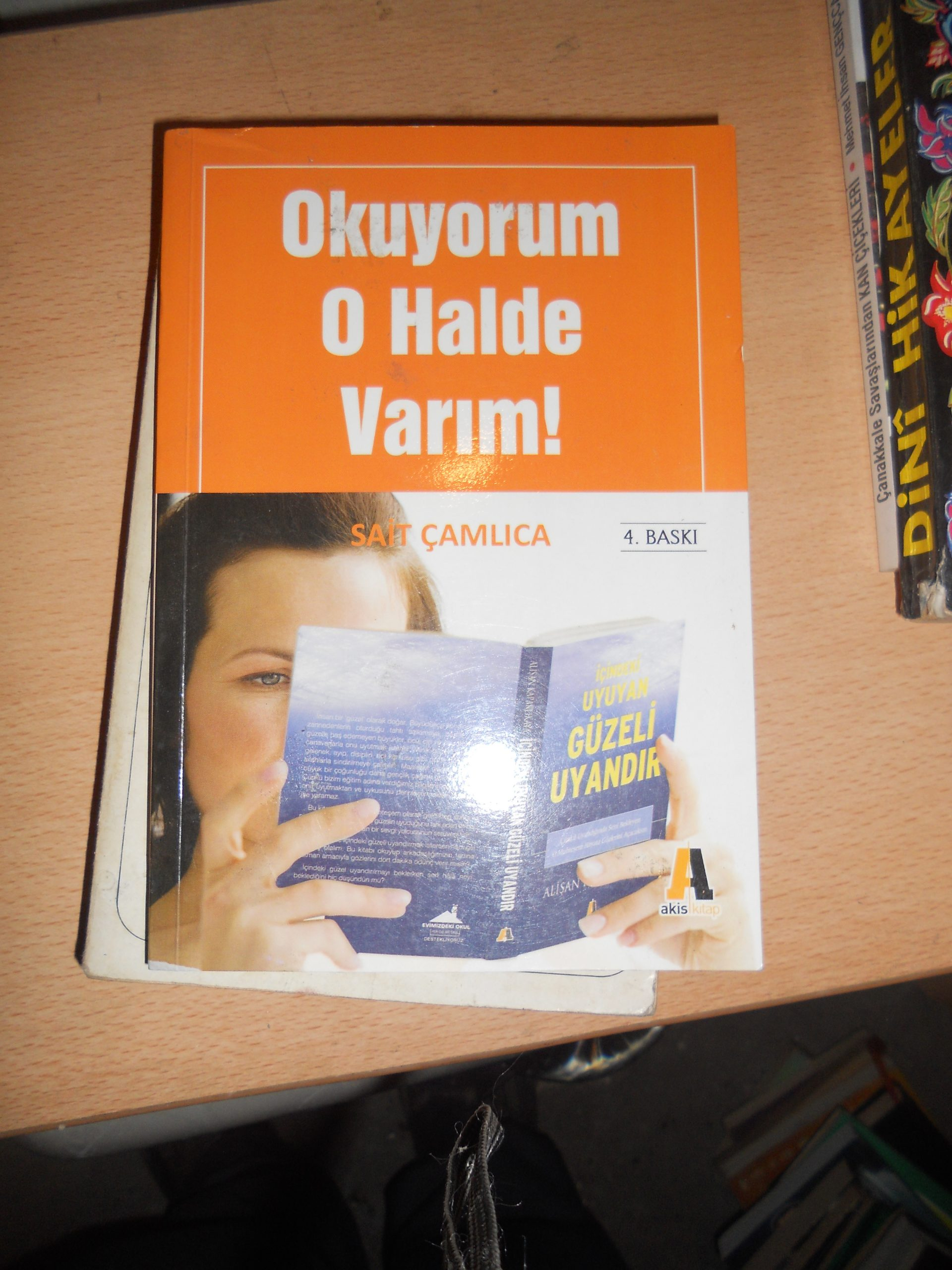 OKUYORUM O HALDE VARIM/Sait ÇAMLICA/10 TL