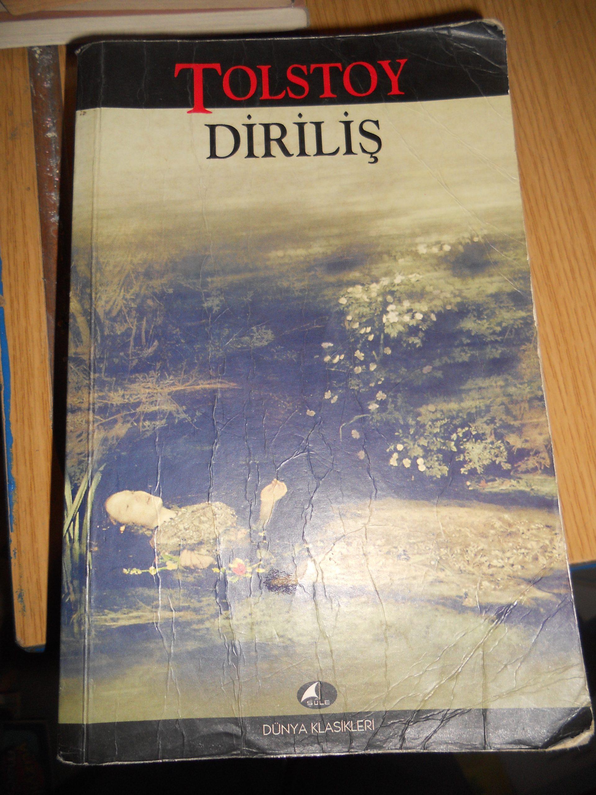 DİRİLİŞ/ Tolstoy
