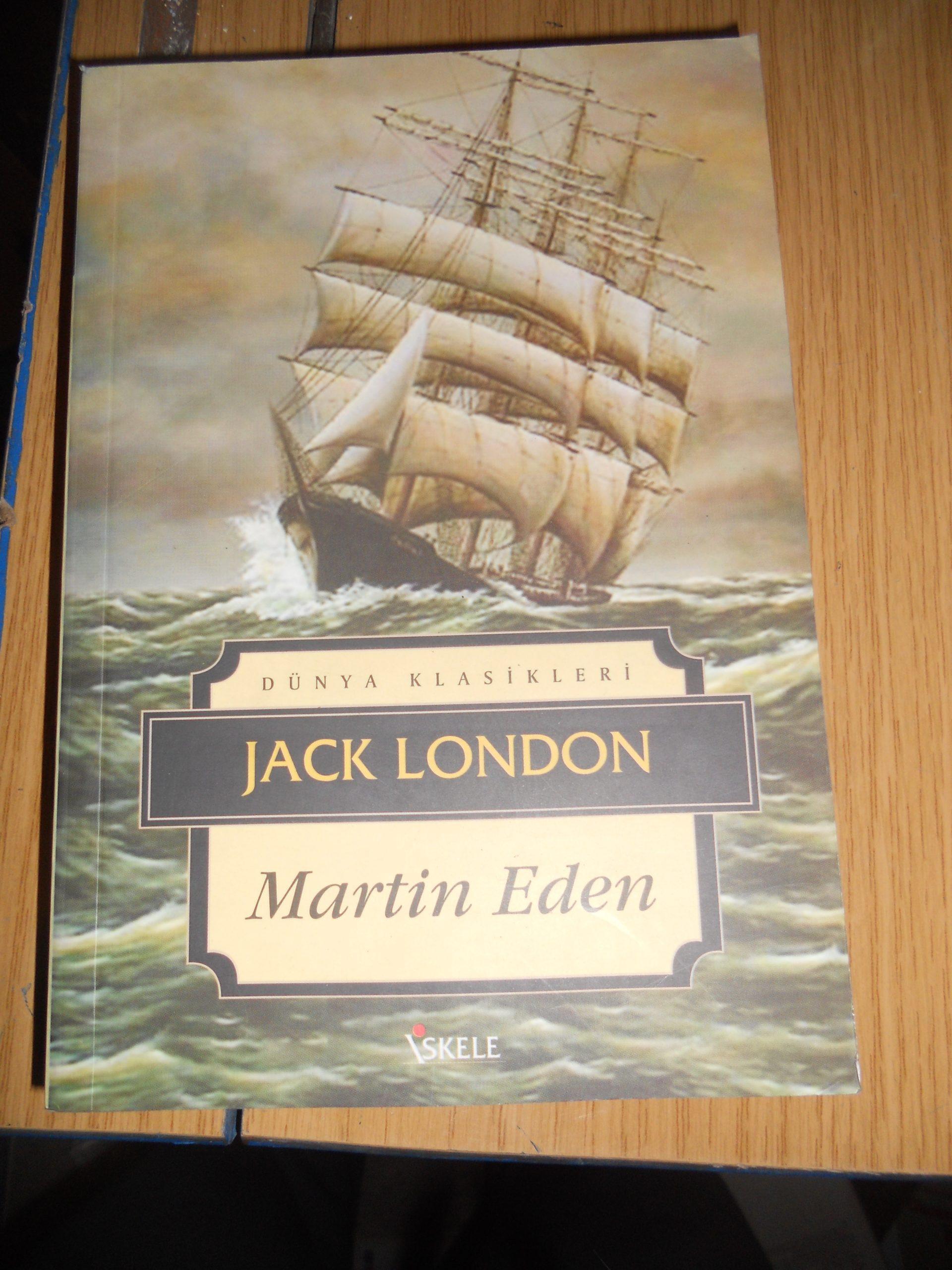 MARTİN EDEN/Jack LONDON/ 10 TL