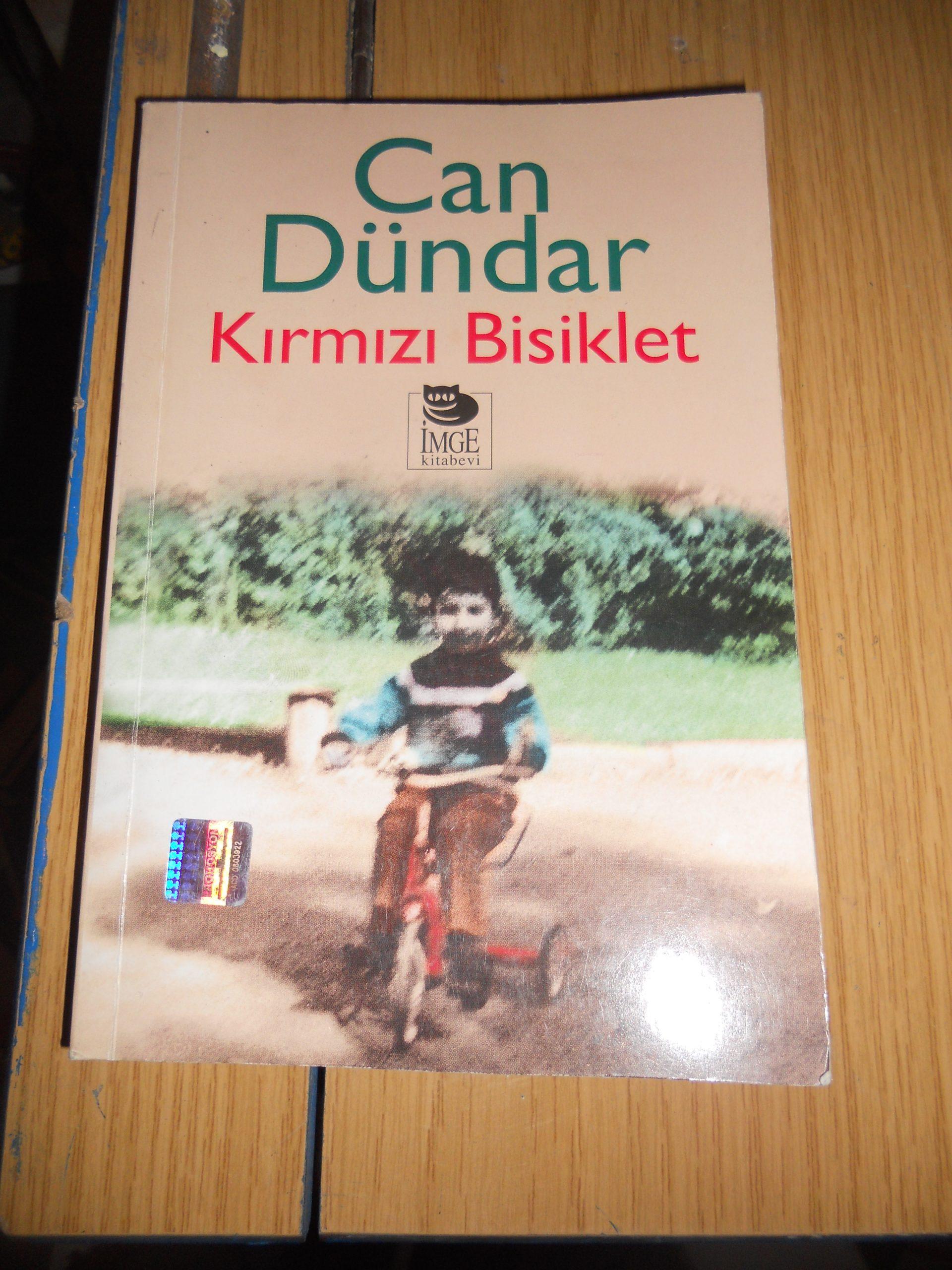 KIRMIZI BİSİKLET/CAN DÜNDAR/10 tl