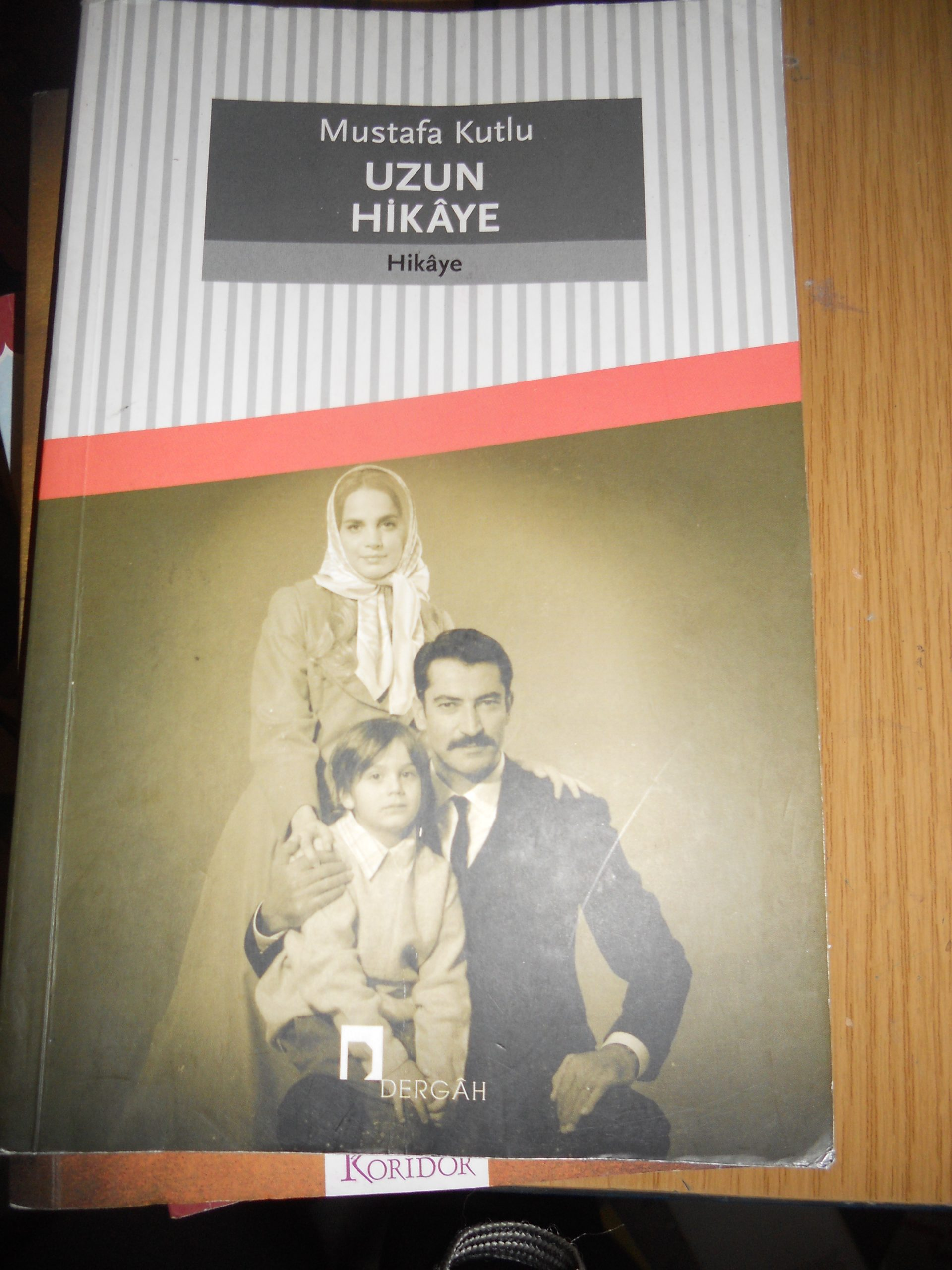 UZUN HİKAYE/ Mustafa KUTLU/10 TL