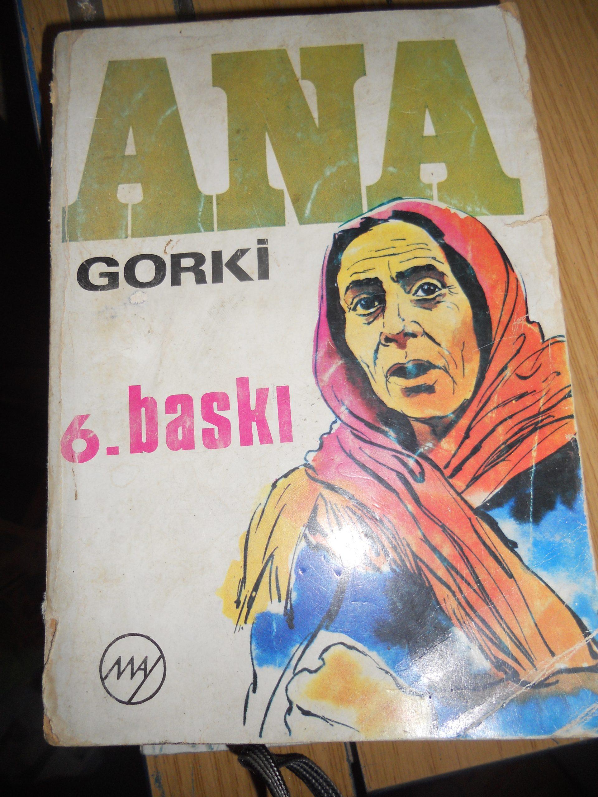 ANA/ Maksim GORKİ/ 10 TL