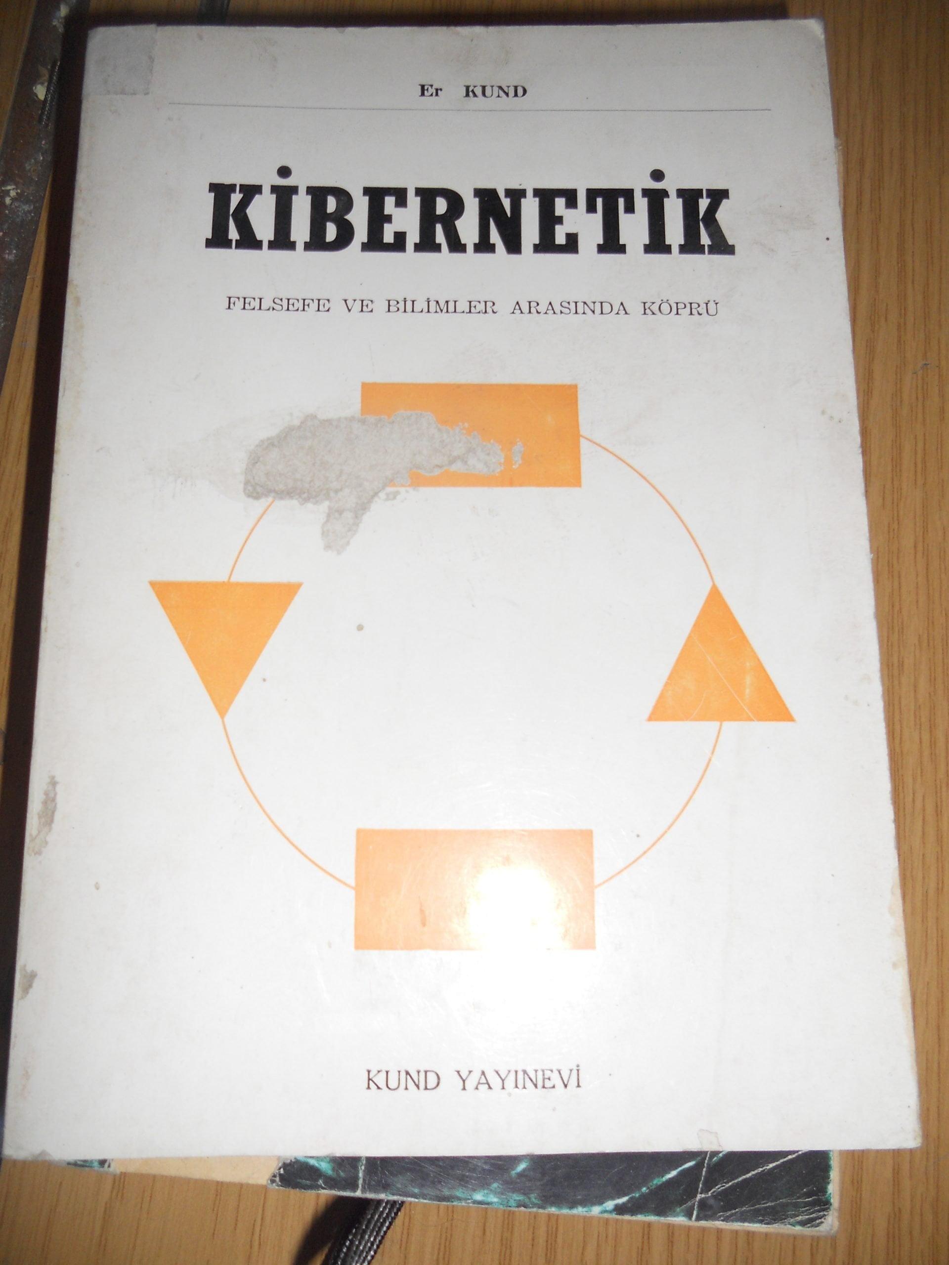 KİBERNETİK- ER KUND/ 15 tl