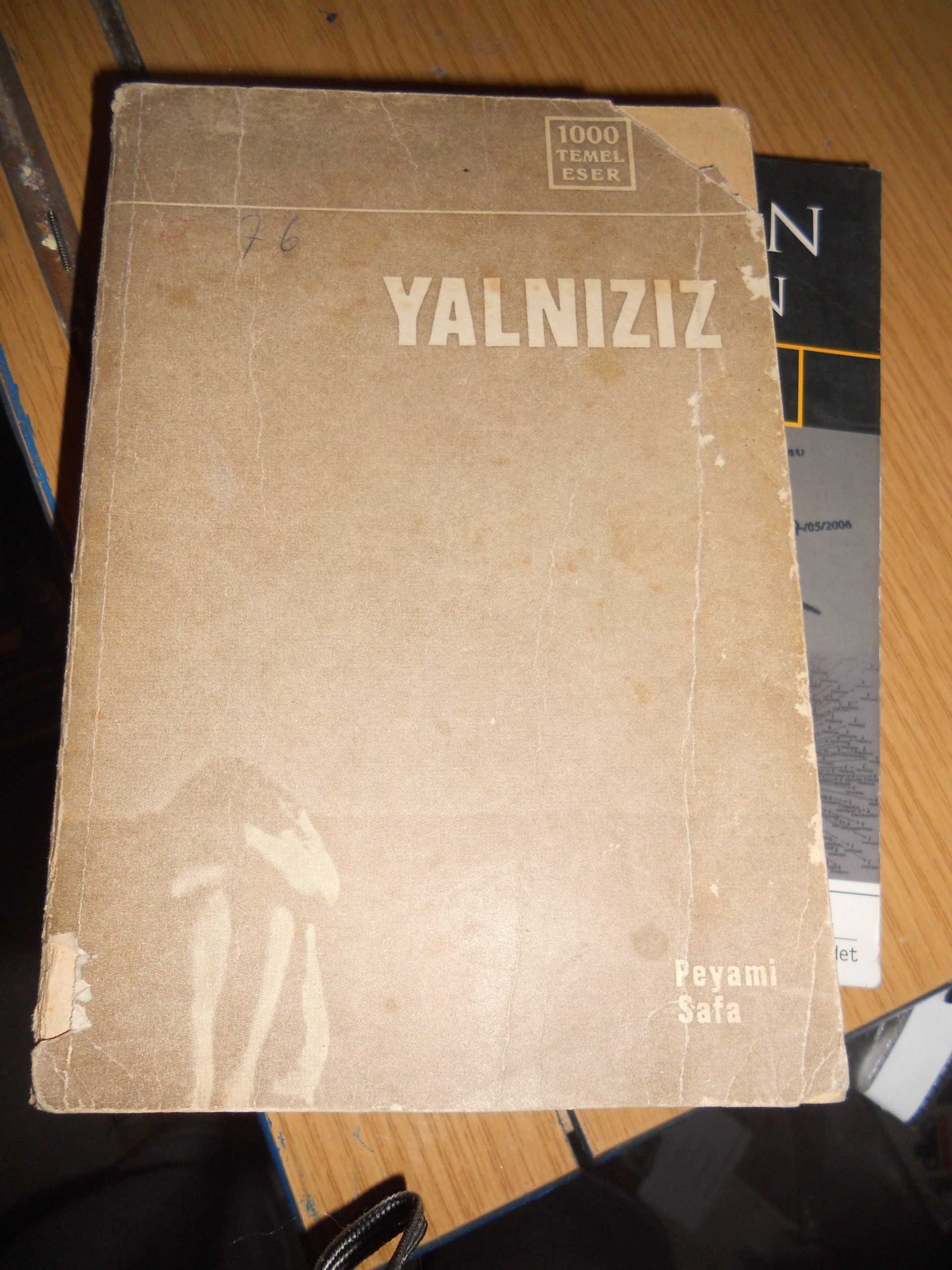 YALNIZIZ/ Peyami SAFA /15 TL