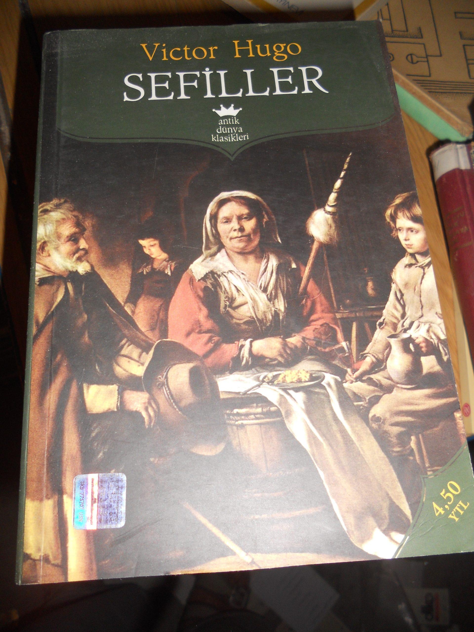 SEFİLLER/Victor HUGO/ 10 TL
