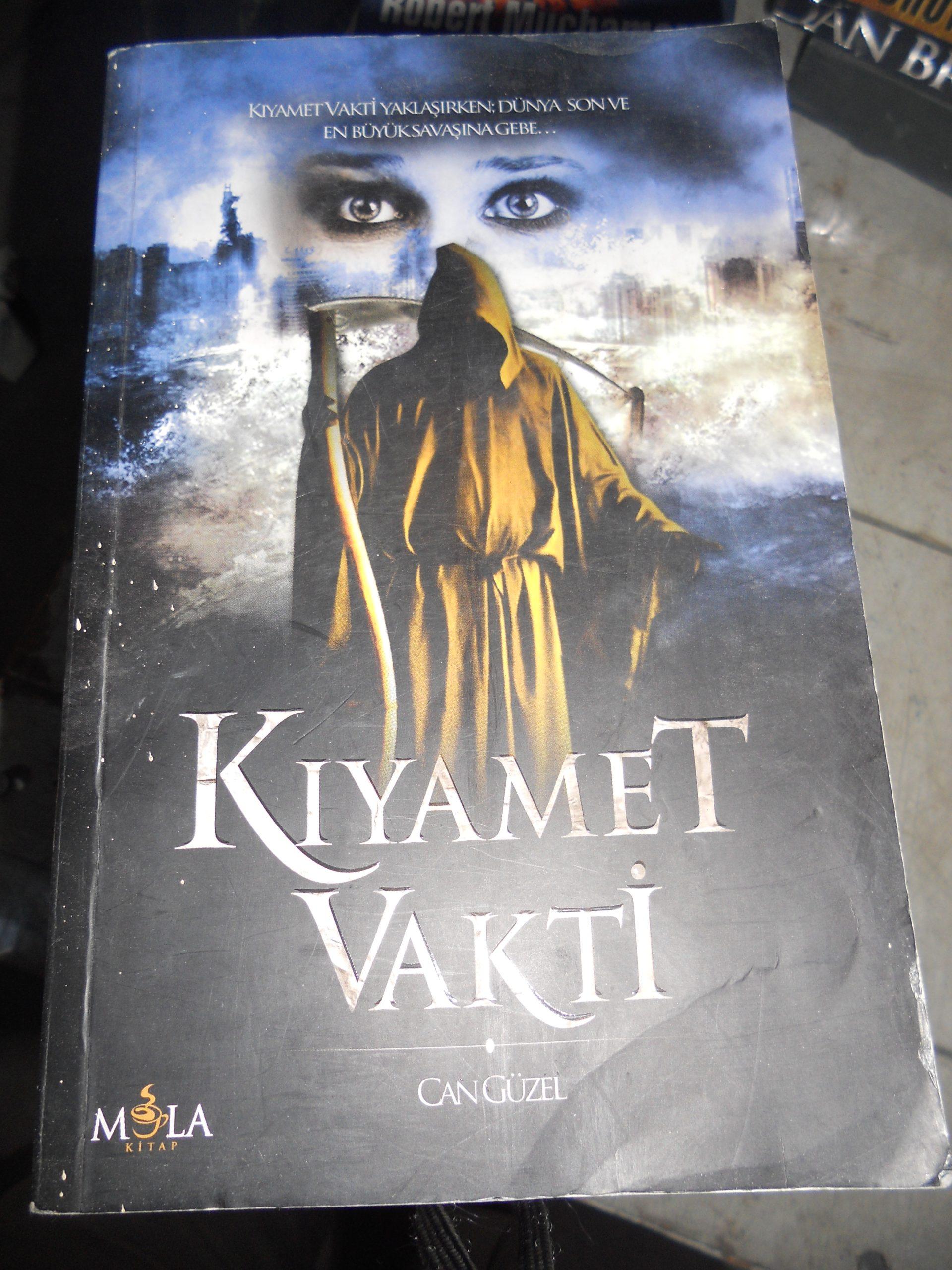 KIYAMET VAKTİ/CAN GÜZEL/10  TL