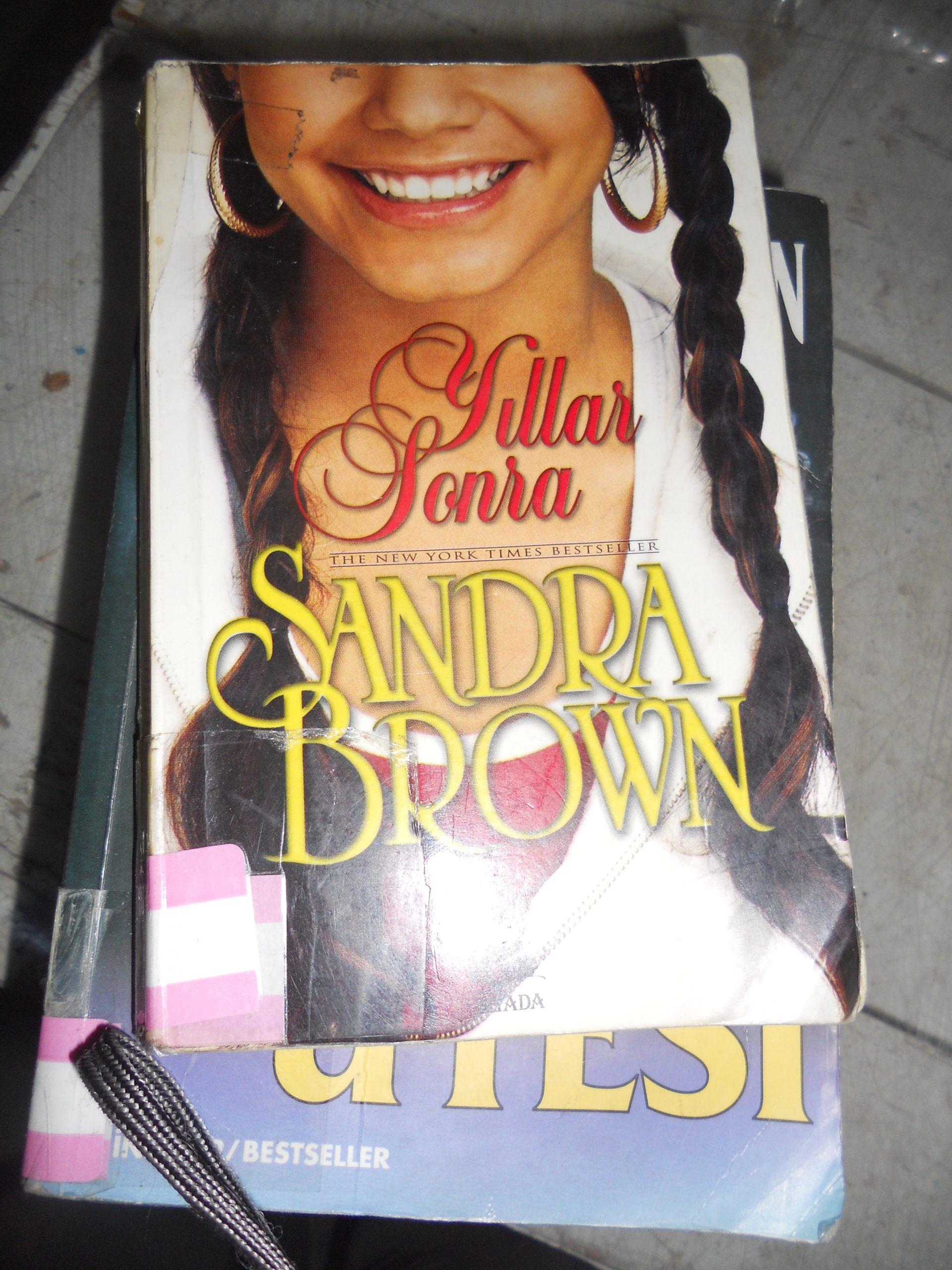 YILLAR SONRA/SANDRA BROWN/ 10 TL