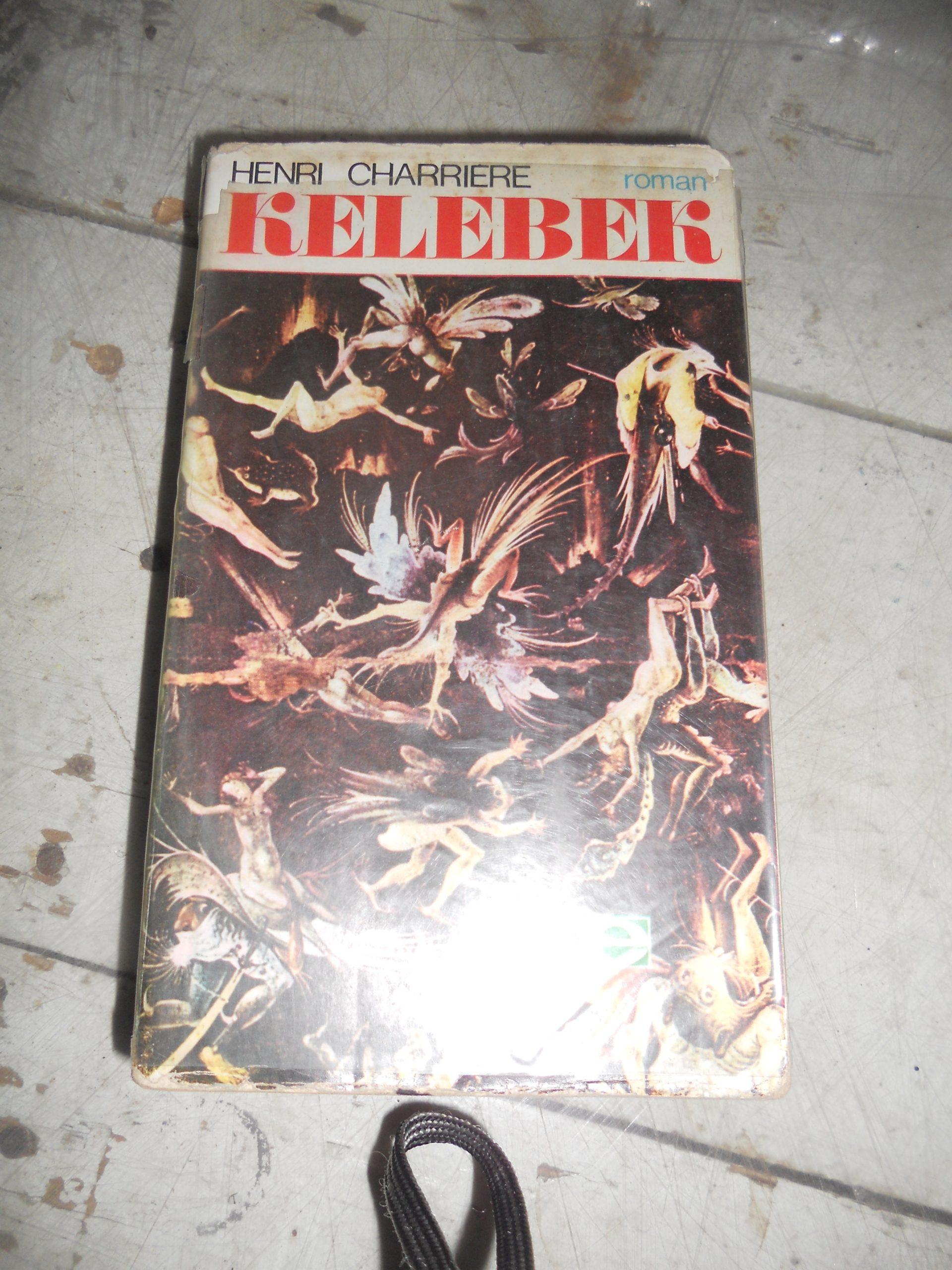 KELEBEK /Henri CHARRIERE / 15 tl