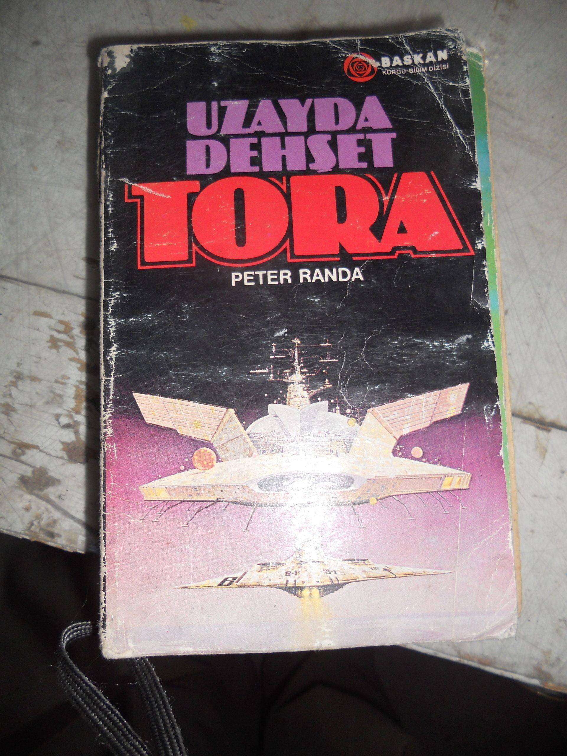 Uzayda dehşet TORA/Peter RANDA/7,5TL