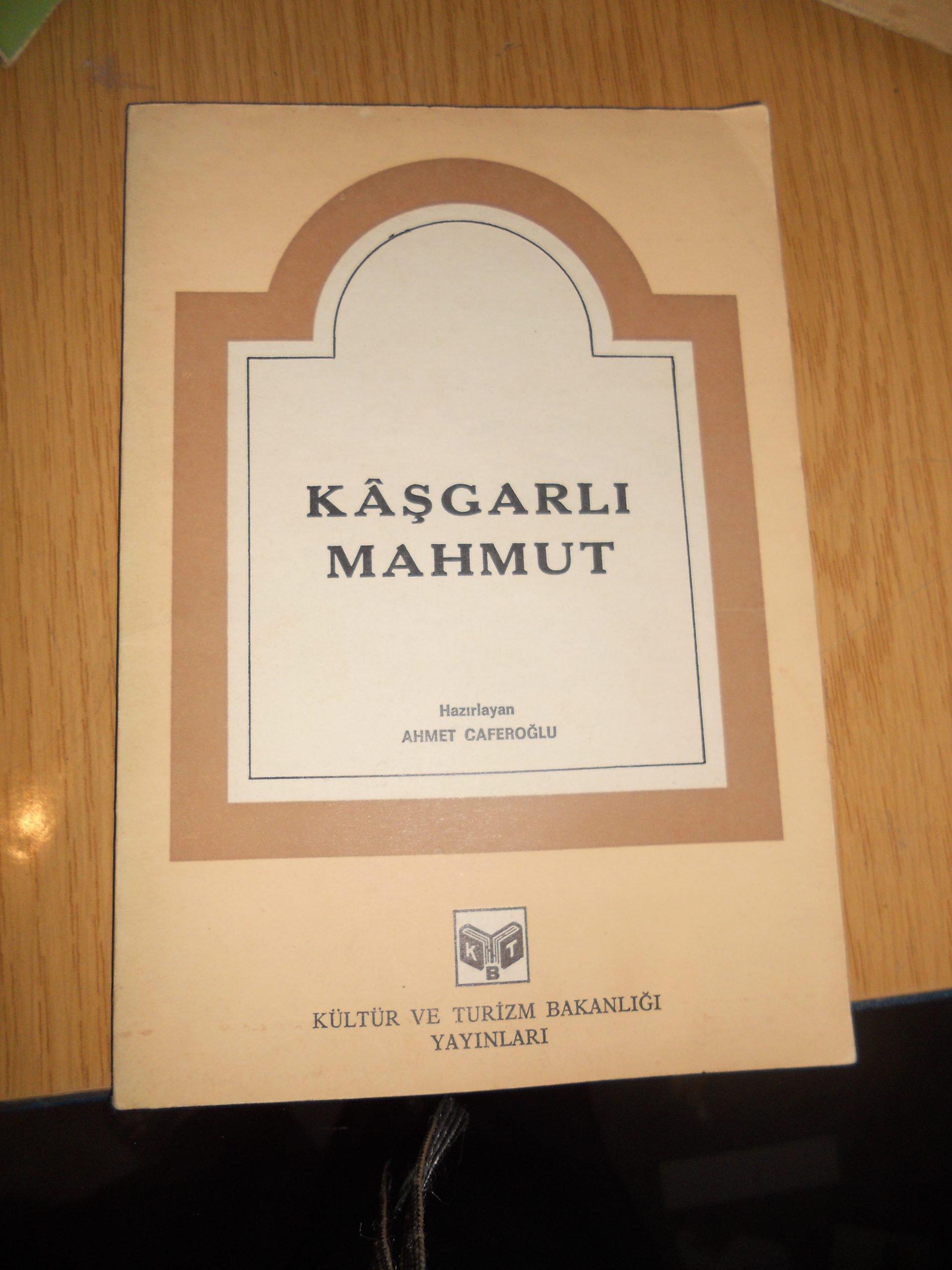 KAŞGARLI MAHMUT/Ahmet Caferoğlu/10 tl