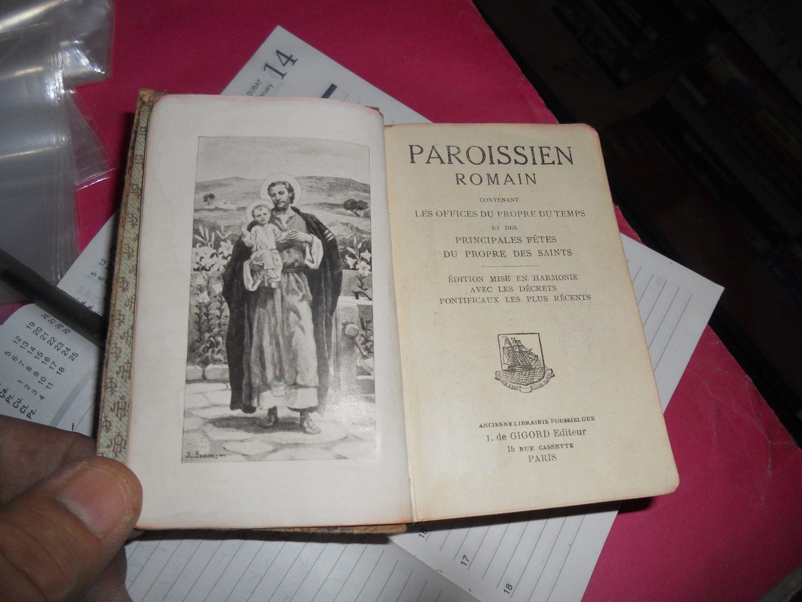 PAROISSIEN ROMAIN