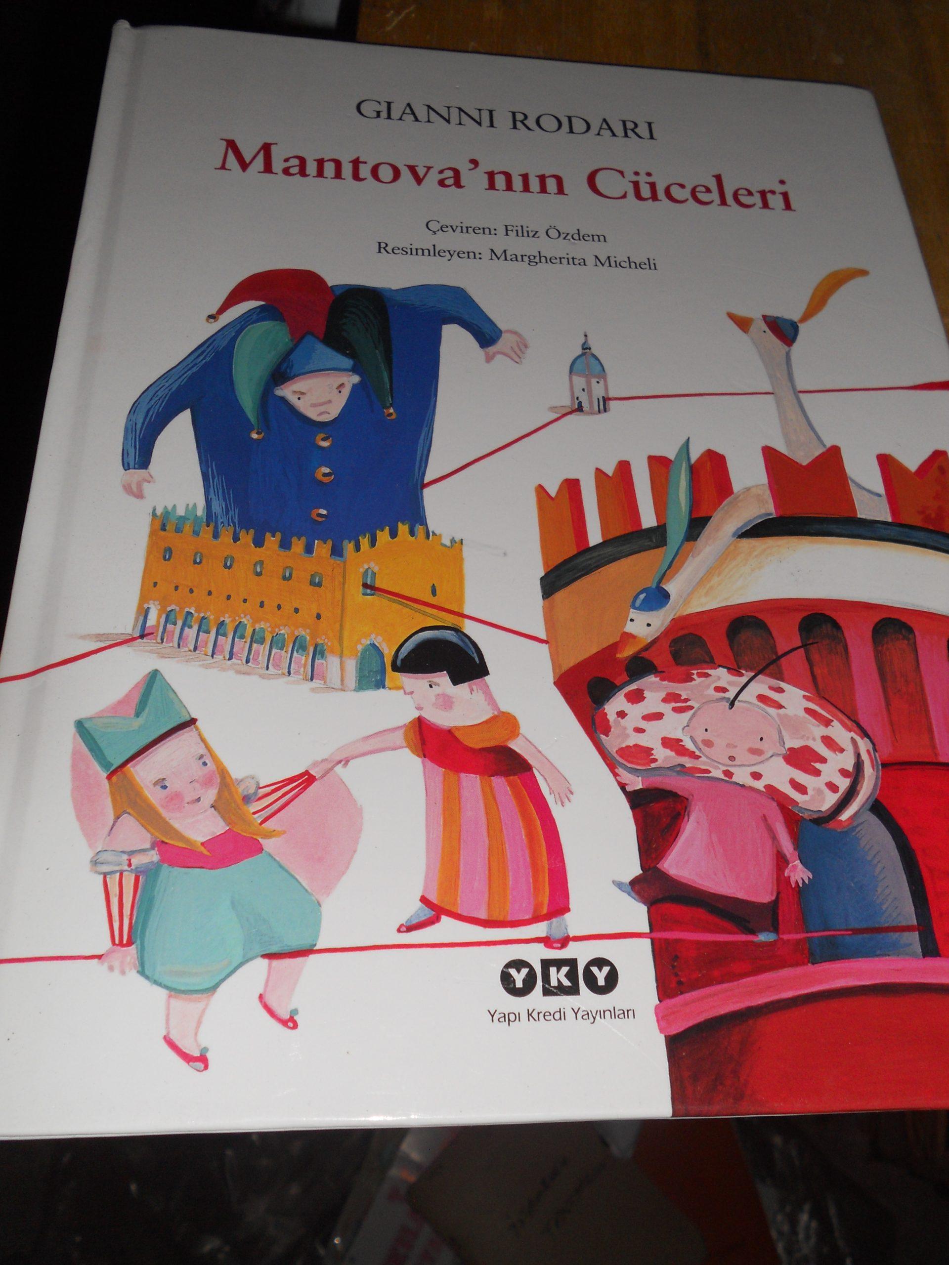 Mantova'nın Cüceleri/Gıanni Rodari/10 tl