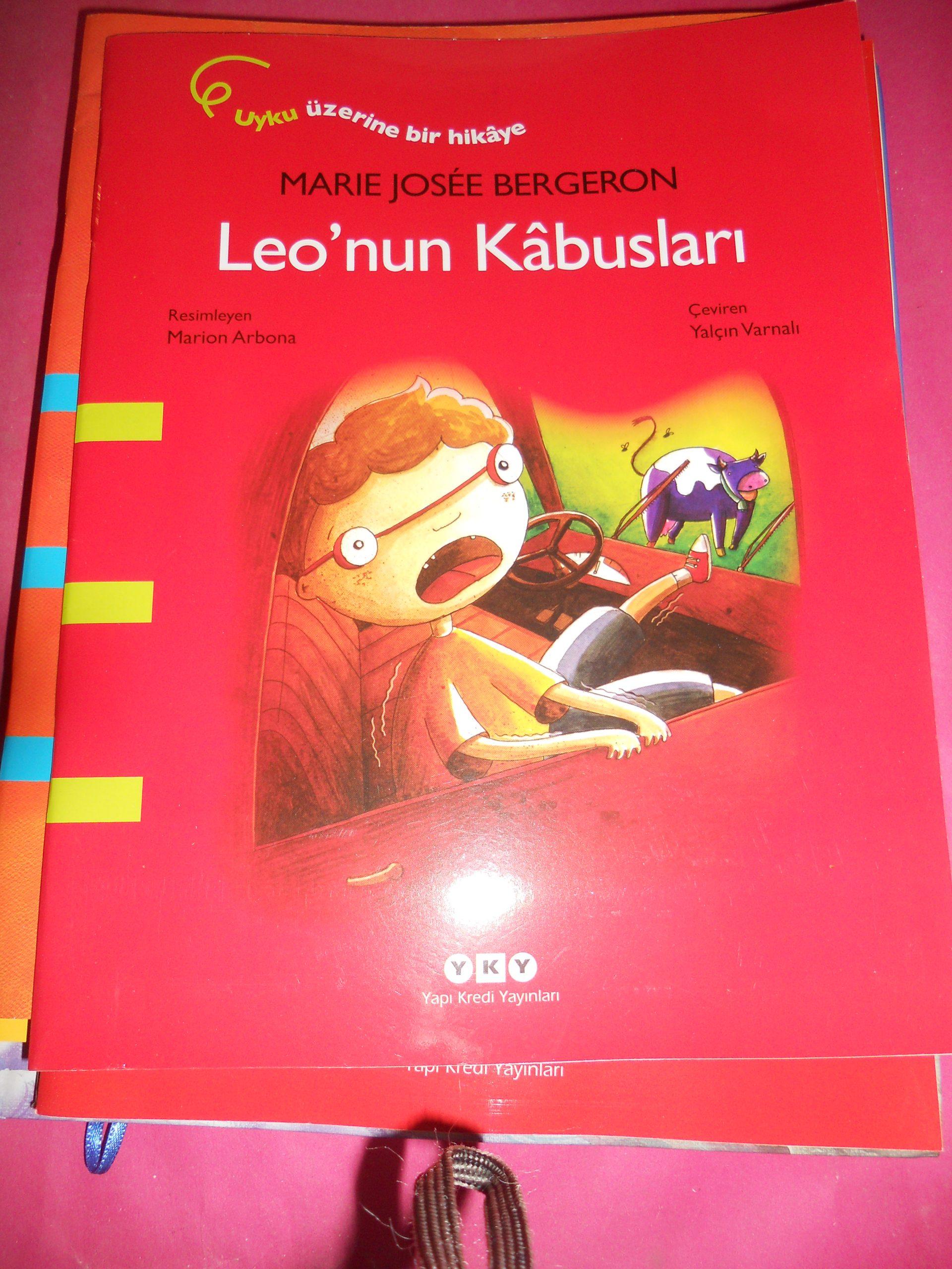 LEO'NUN KABUSLARI/Marie Josee Bergeron/10 TL