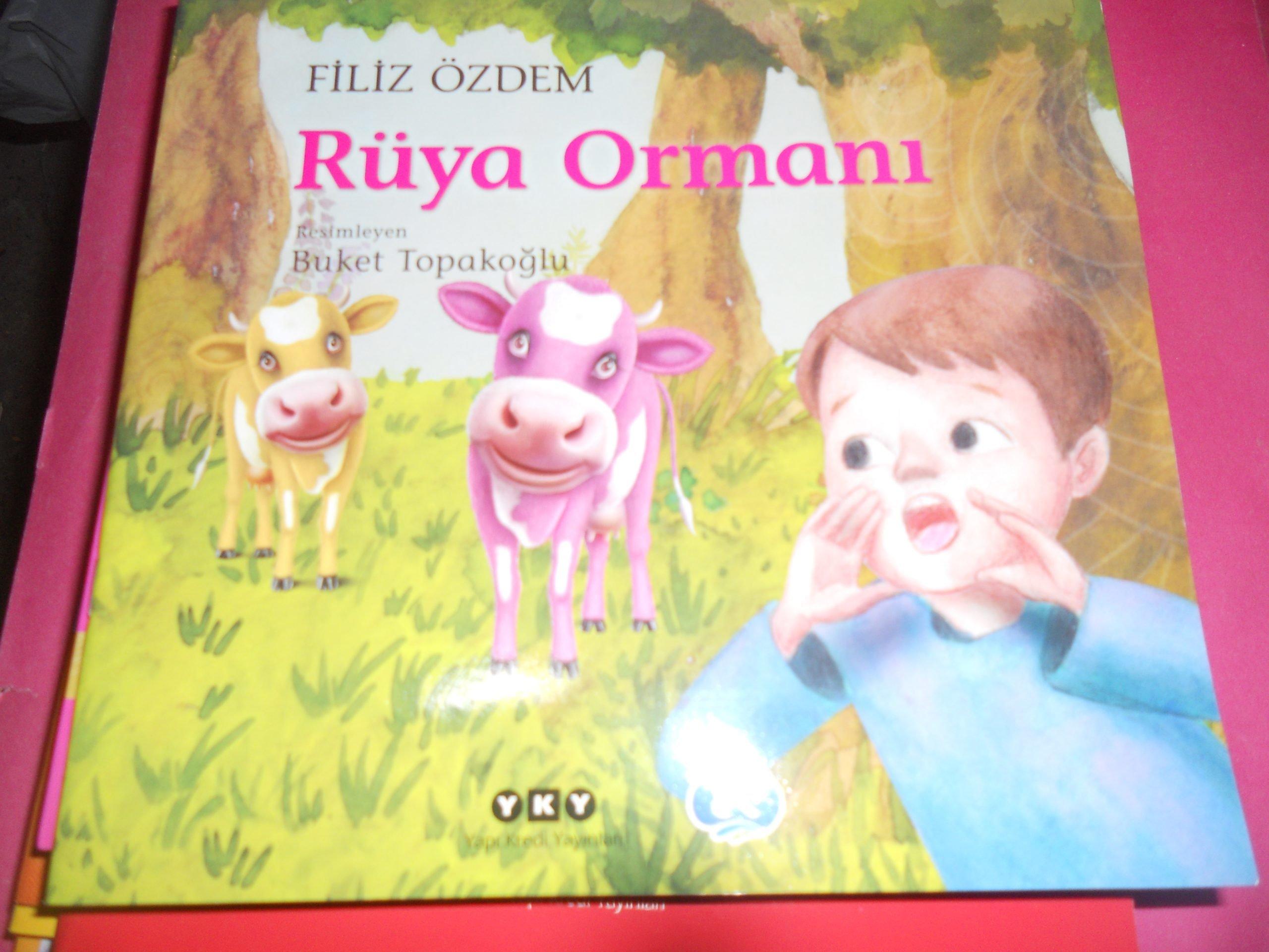 RÜYA ORMANI/Filiz ÖZDEM/10 TL