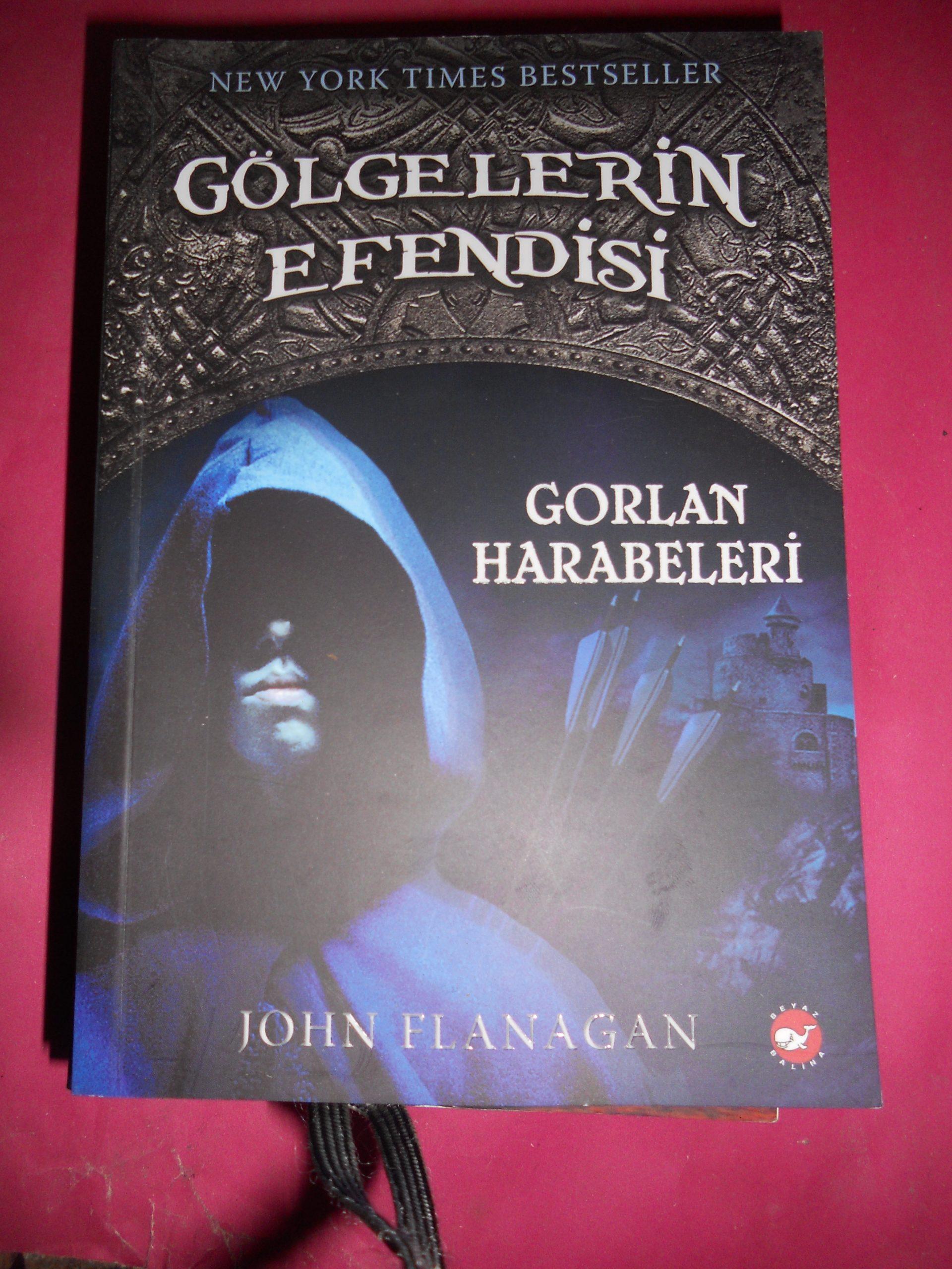 GÖLGELERİN EFENDİSİ-GORLAN HARABELERİ/John FLANAGAN/10 TL