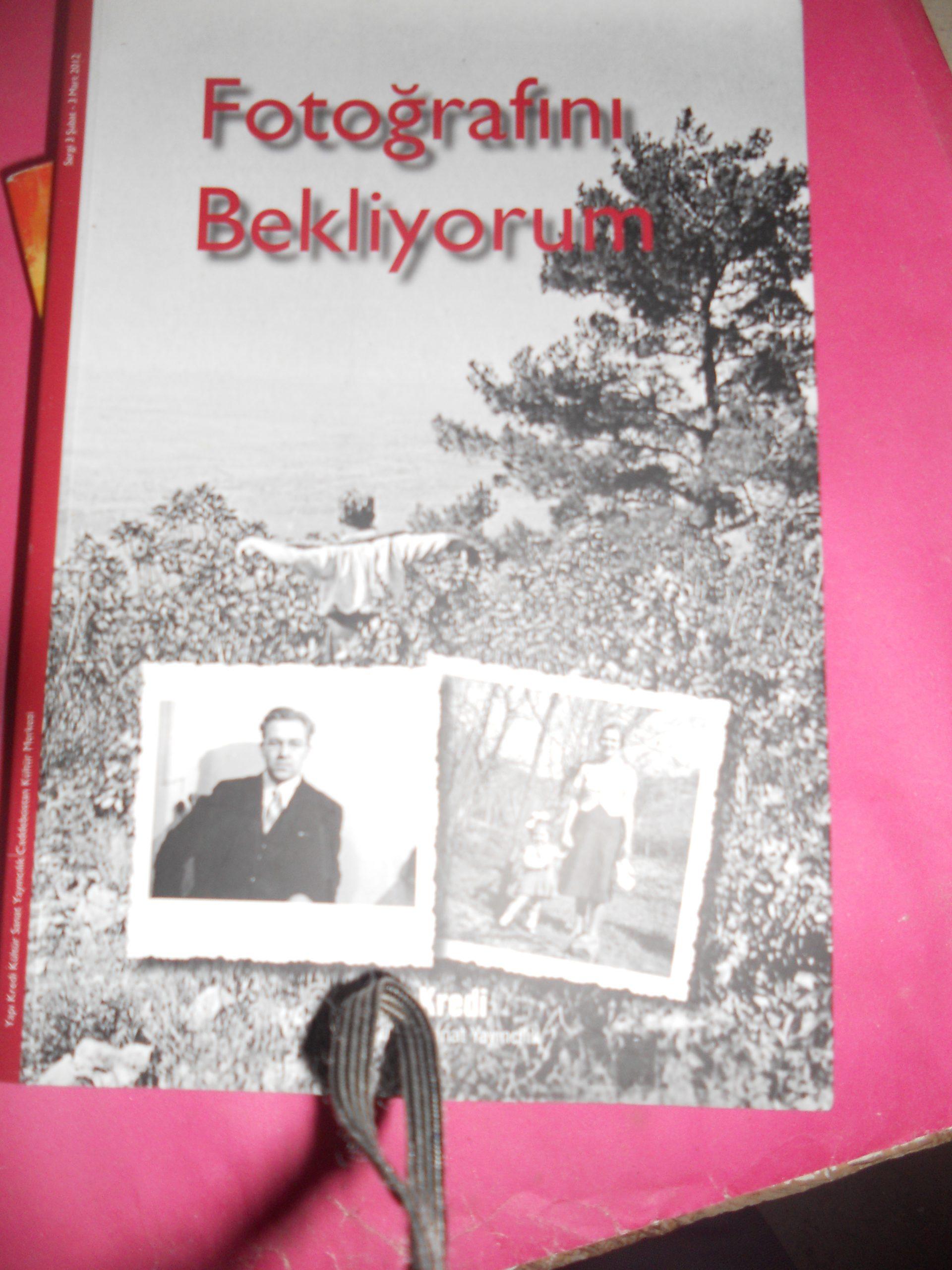 FOTOĞRAFINI BEKLİYORUM/Sevengül SÖNMEZ/25 TL