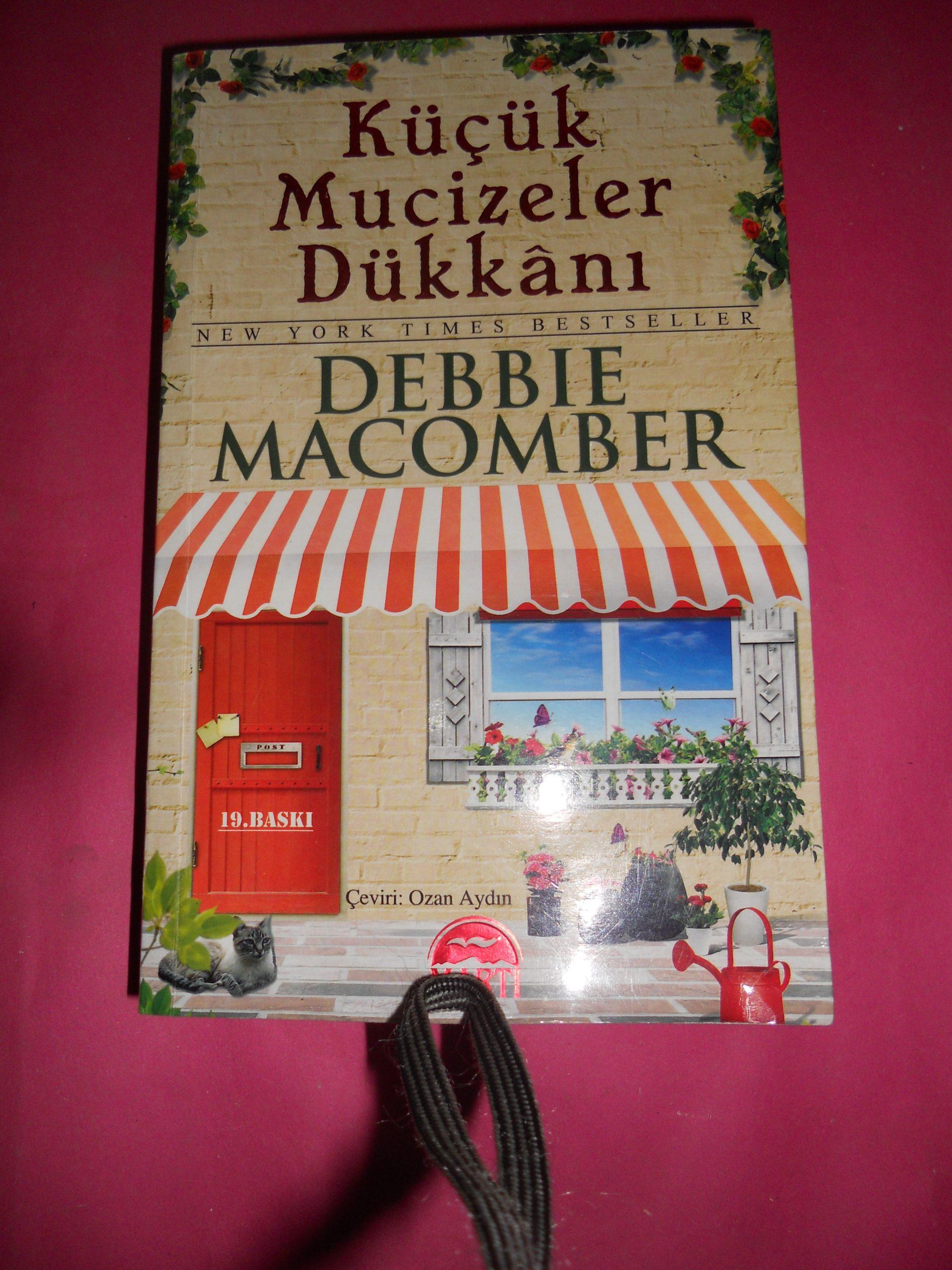 Küçük Mucizeler Dükkanı/Debbie MACOMBER/5(SATILDI)