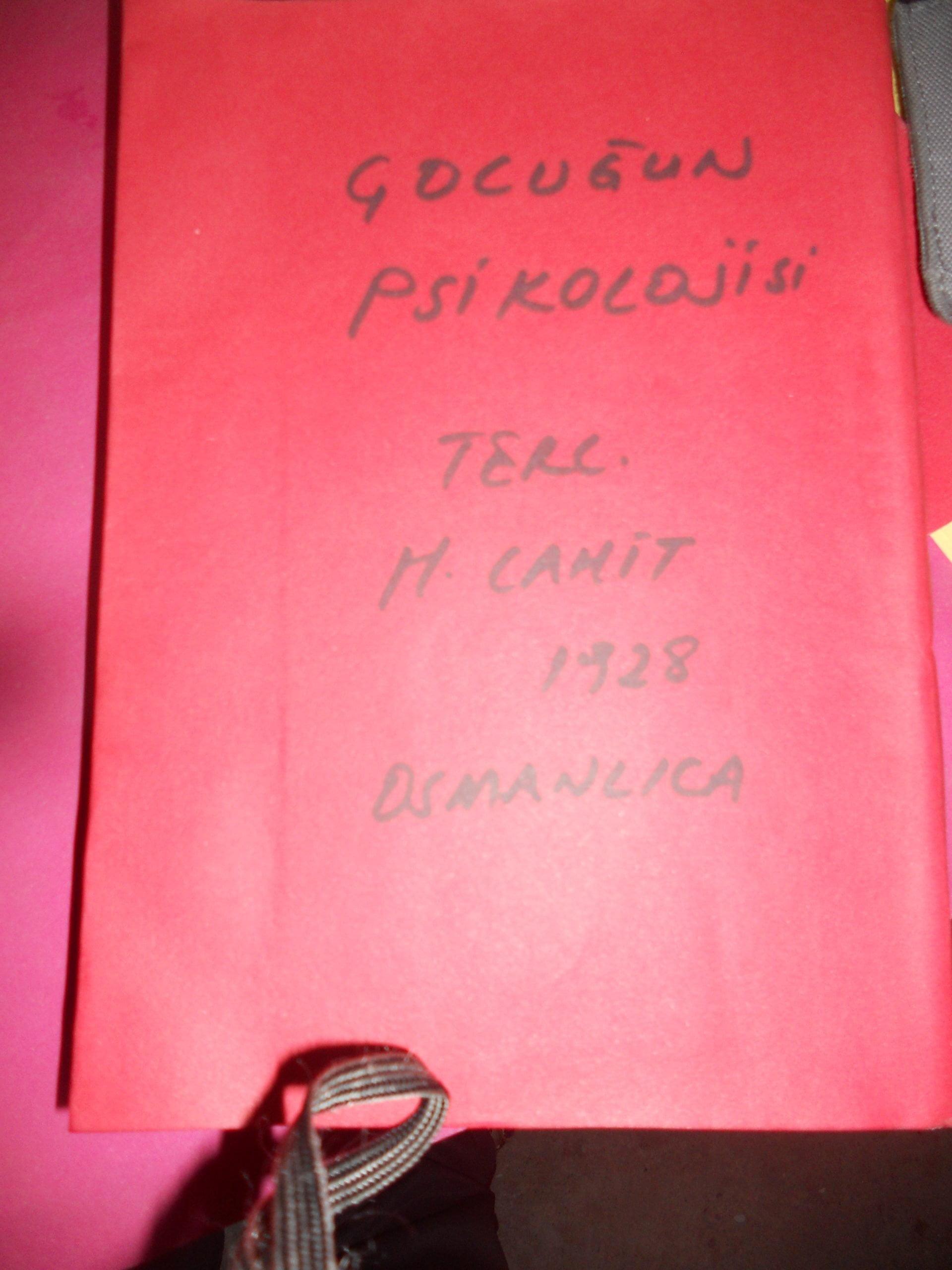 ÇOCUK PSİKOLOJİSİ VE TECRÜBİ PEDAGOJİ/ Eduard Claparede