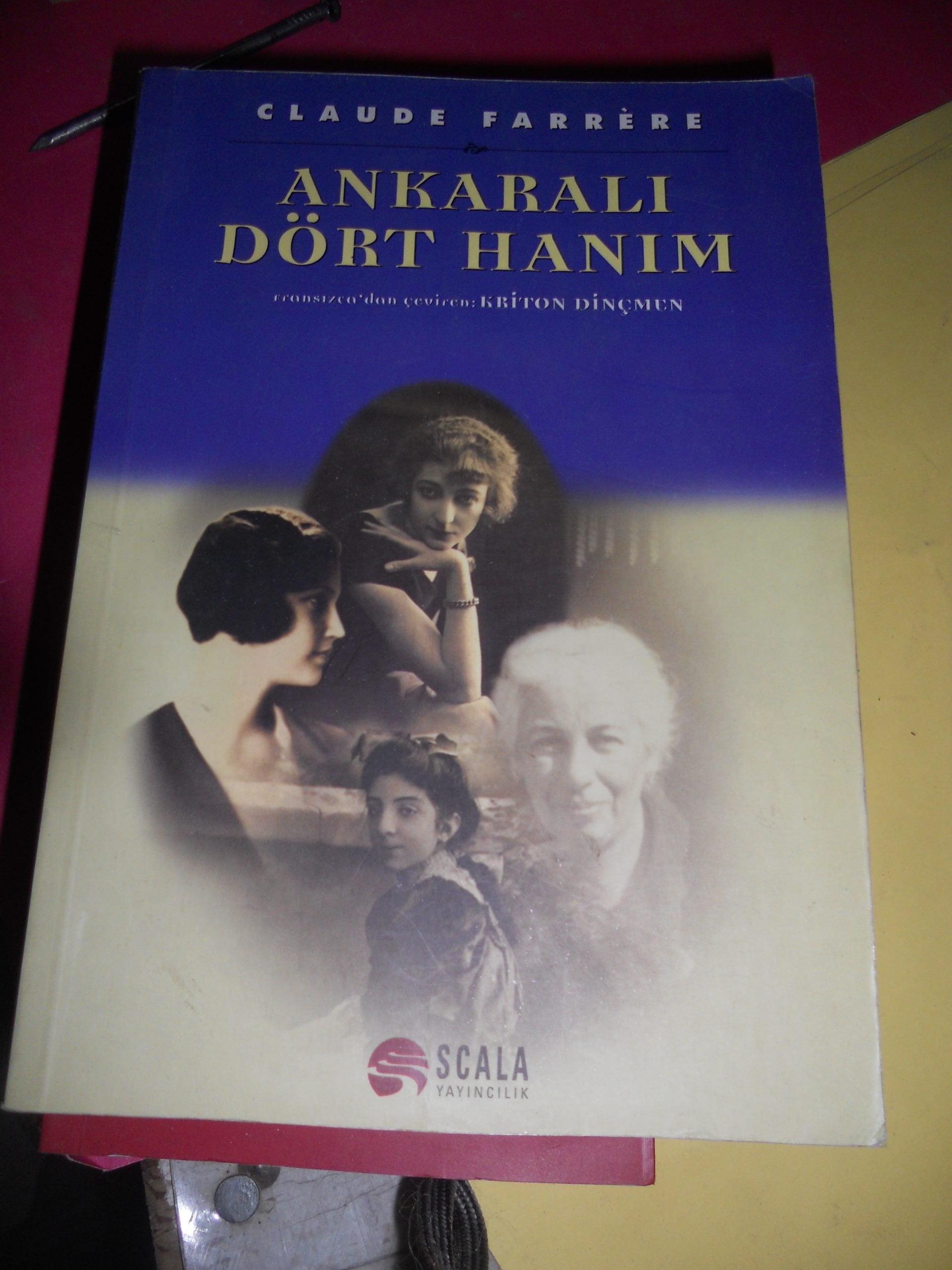 ANKARALI DÖRT HANIM/Claude FERRARE/15 TL