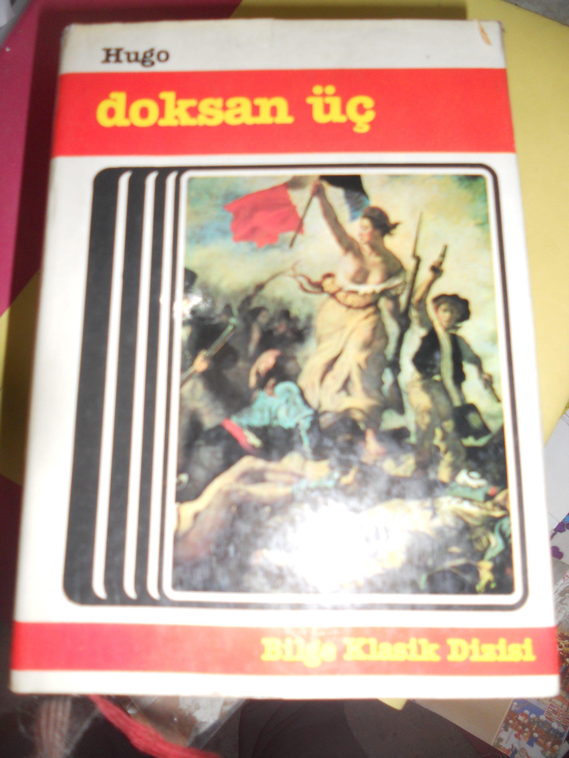 DOKSAN ÜÇ/Vıctor HUGO/20 TL