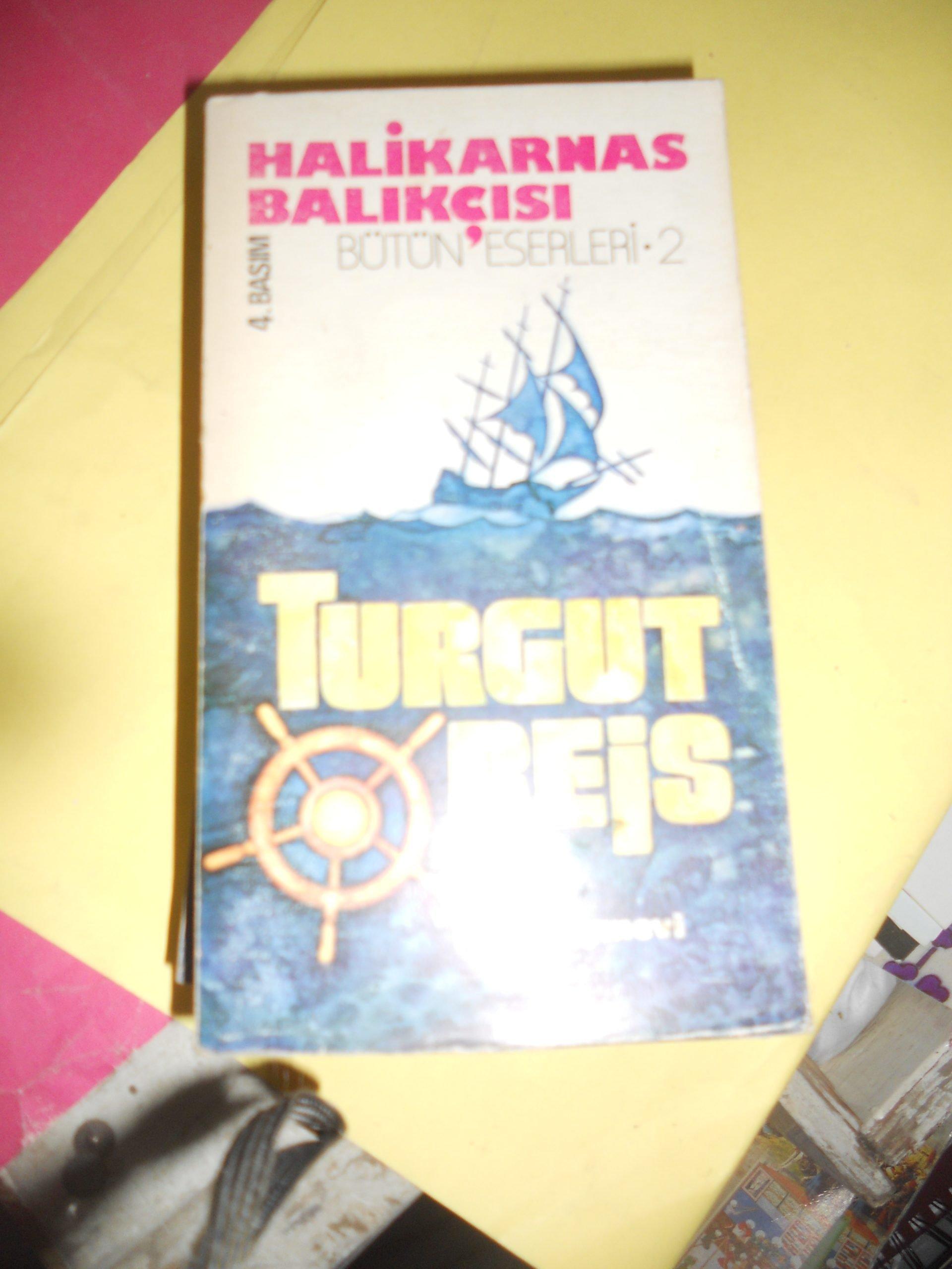 TURGUT REİS/HALİKARNAS BALIKÇISI/20 TL